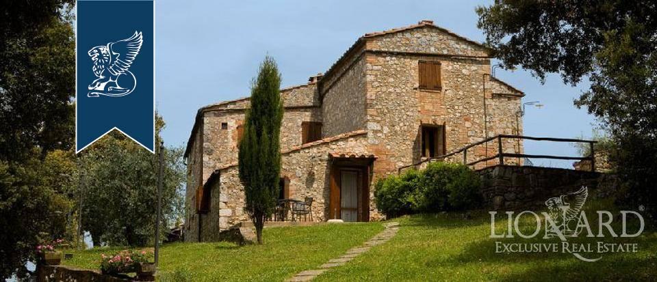 Rustico in Vendita a Monteriggioni: 0 locali, 1356 mq - Foto 3