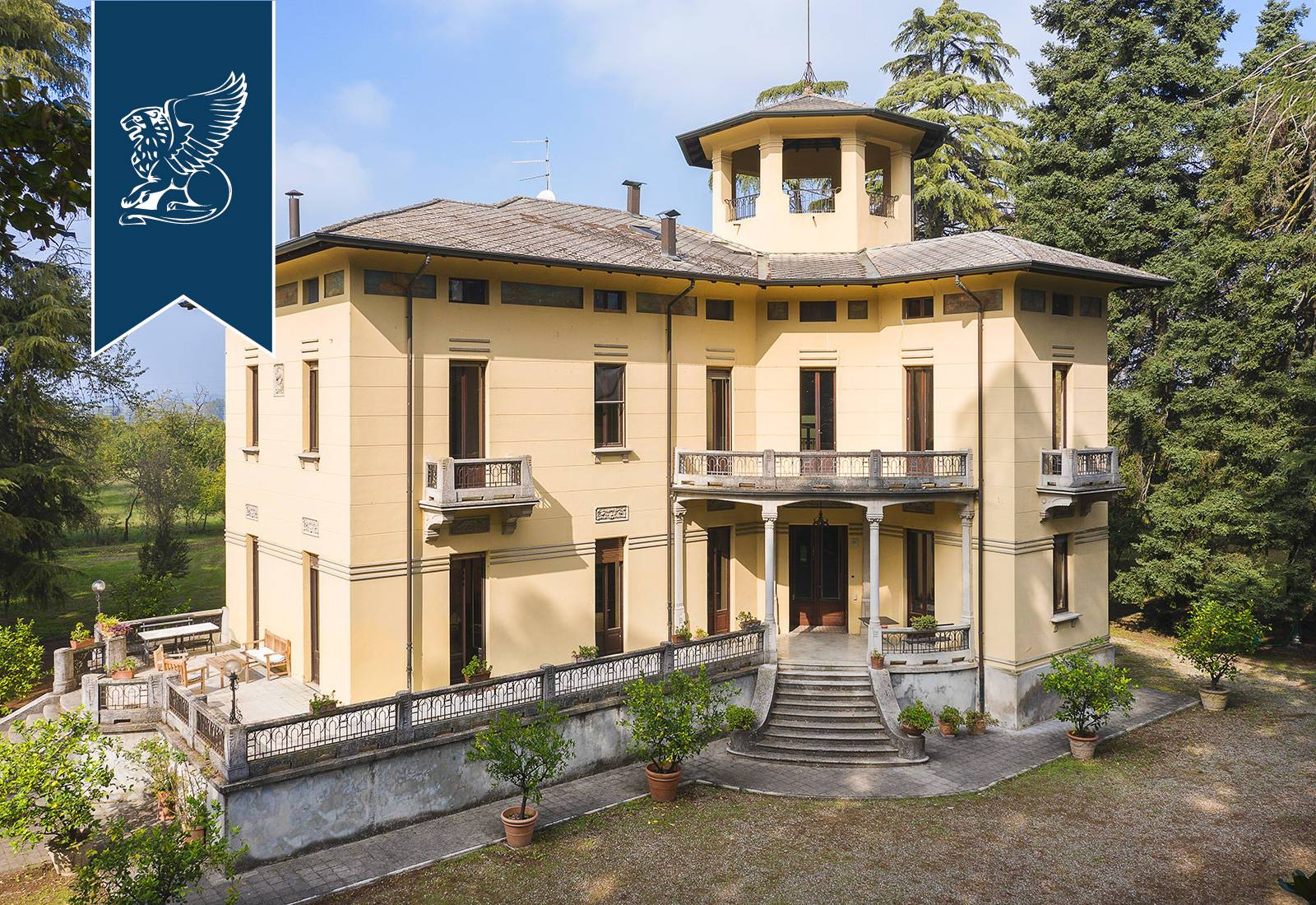 Villa in Vendita a Collecchio: 0 locali, 1000 mq - Foto 2