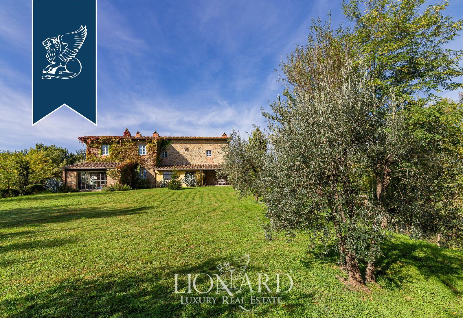 Villa in Vendita a Figline e Incisa Valdarno: 0 locali, 480 mq - Foto 2