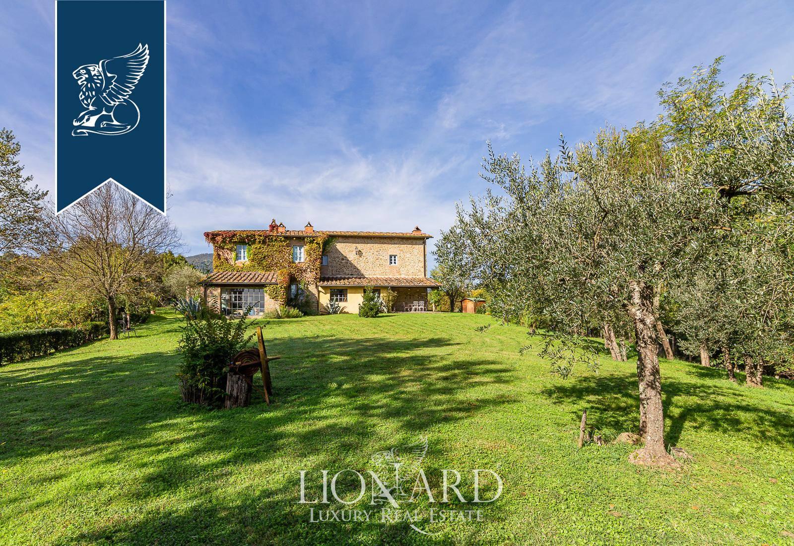 Villa in Vendita a Figline e Incisa Valdarno: 480 mq