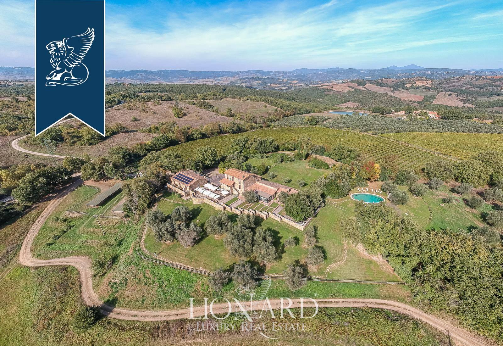 Azienda in Vendita a Manciano: 0 locali, 3404 mq - Foto 2