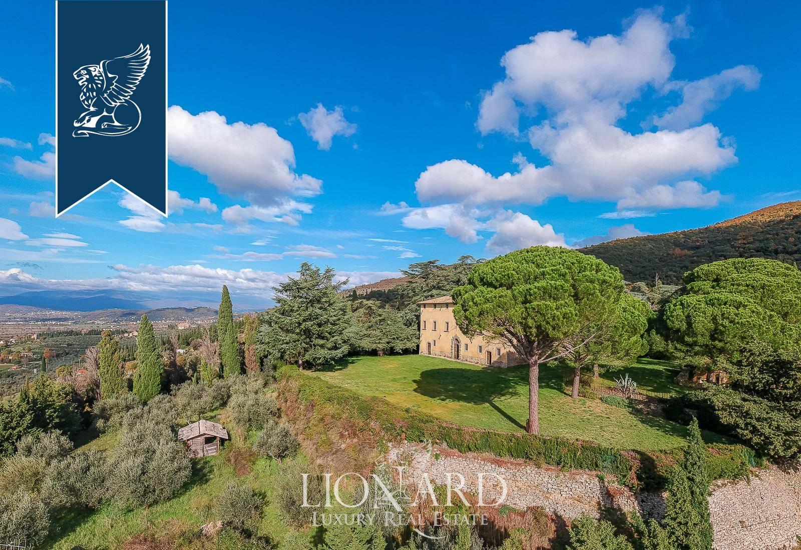 Villa in Vendita a Arezzo: 0 locali, 3000 mq - Foto 5