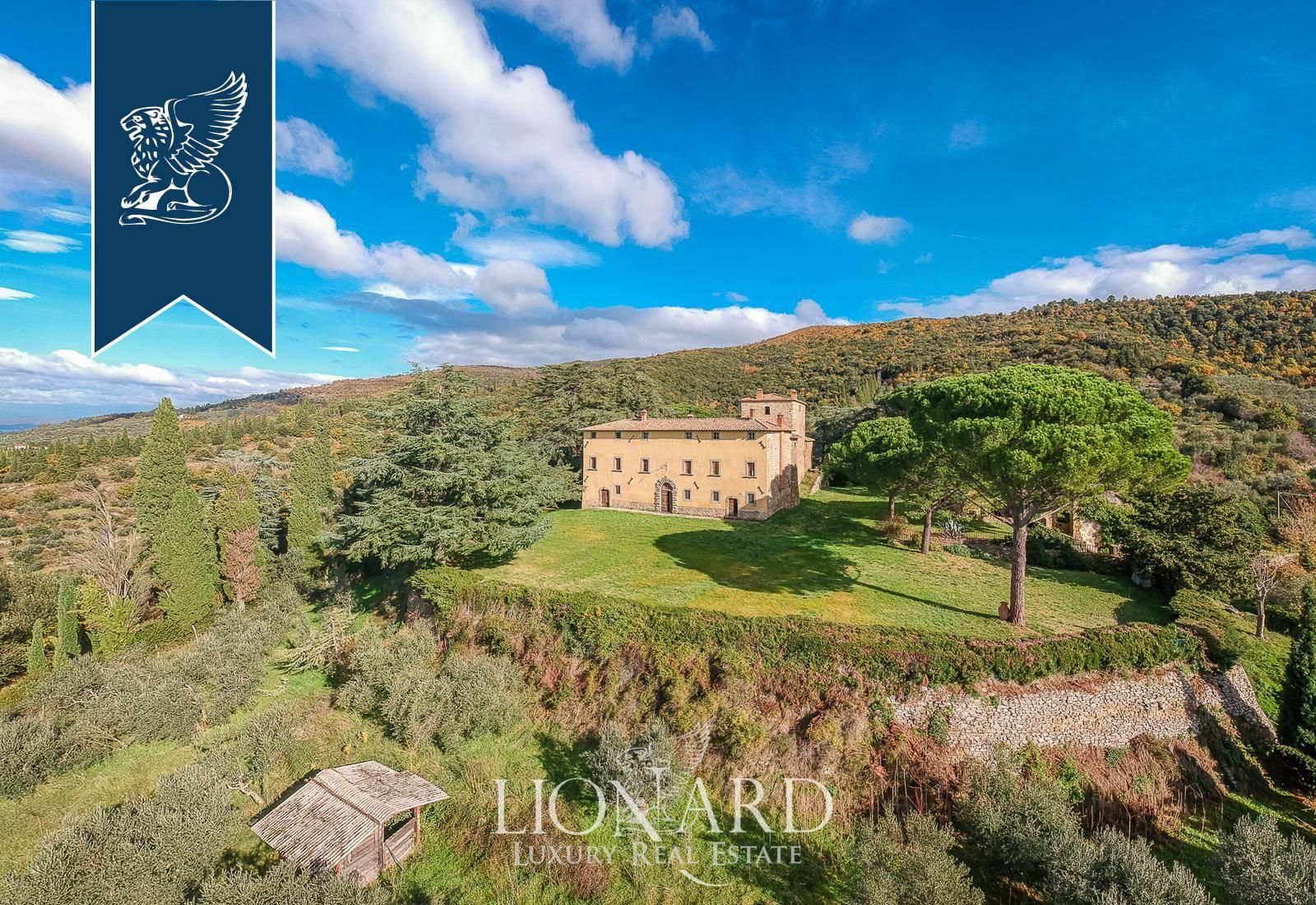 Villa in Vendita a Arezzo: 0 locali, 3000 mq - Foto 2