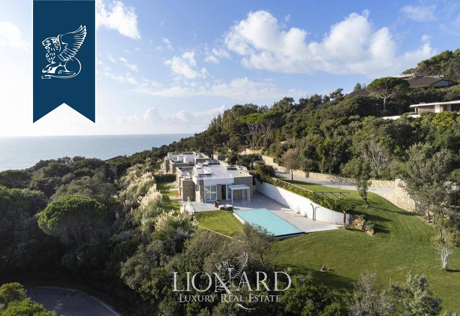 Villa in Vendita a Castiglione Della Pescaia