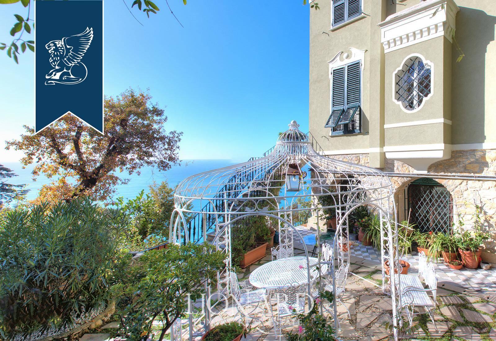 Villa in Vendita a Camogli: 0 locali, 660 mq - Foto 3