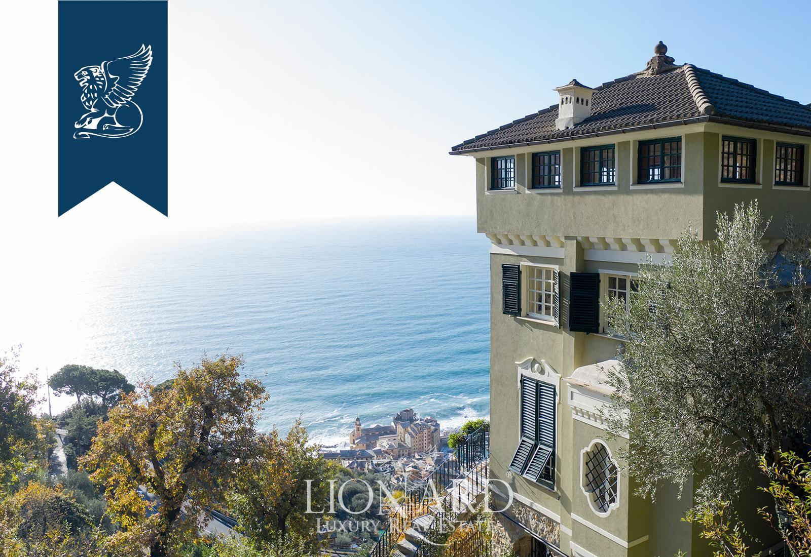 Villa in Vendita a Camogli: 0 locali, 660 mq - Foto 2