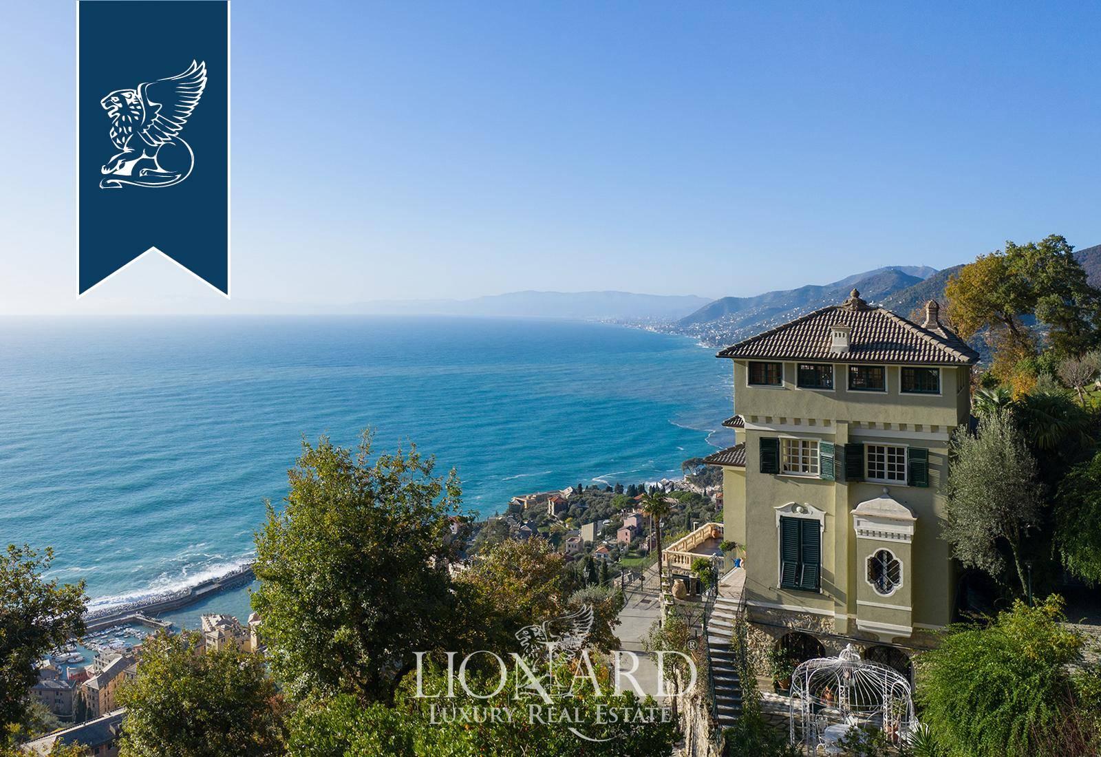 Villa in Vendita a Camogli: 0 locali, 660 mq - Foto 4