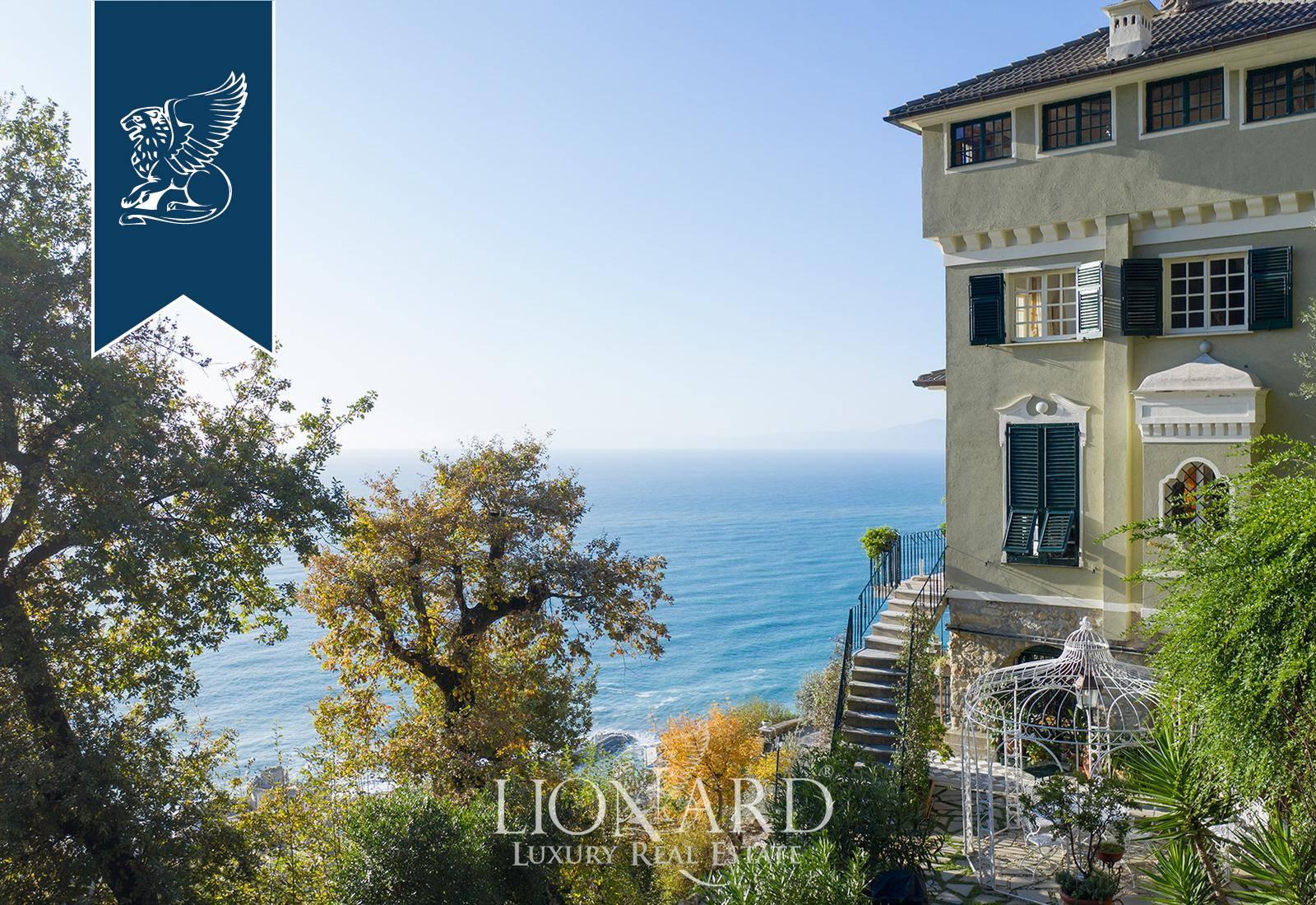 Villa in Vendita a Camogli: 660 mq