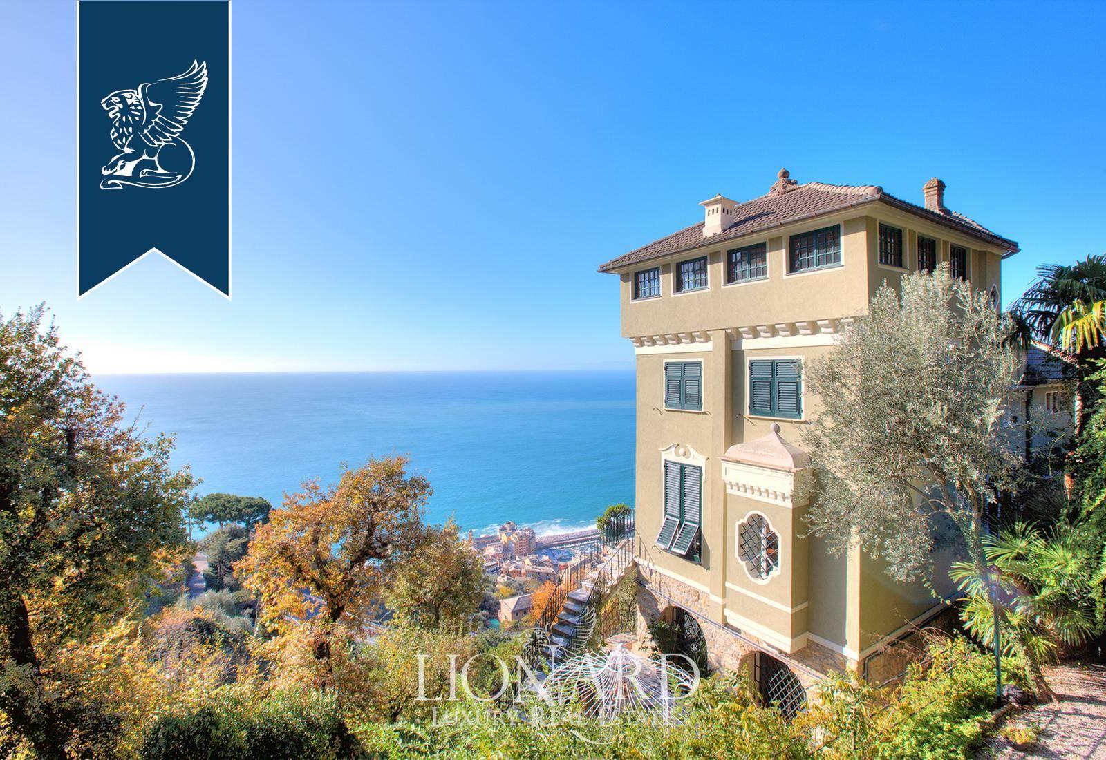 Villa in Vendita a Camogli: 0 locali, 660 mq - Foto 5