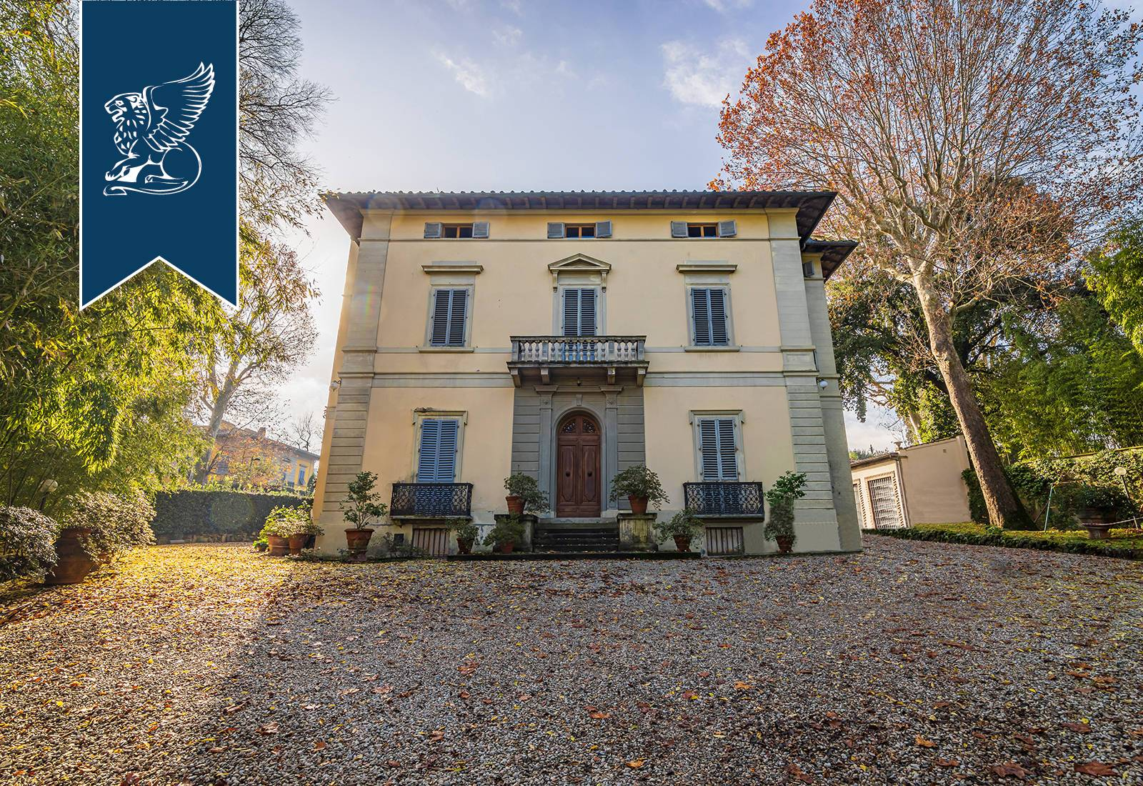 Villa in Vendita a Firenze: 0 locali, 1620 mq - Foto 4