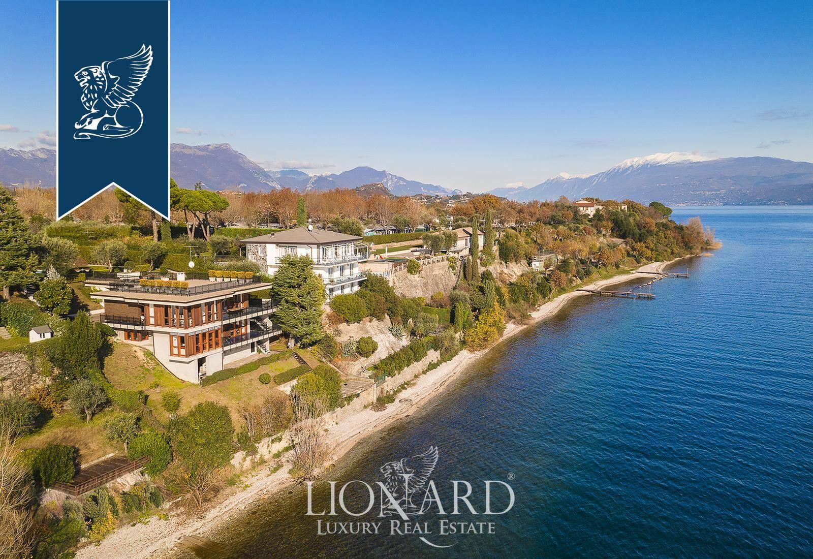 Villa in Vendita a Moniga Del Garda: 0 locali, 400 mq - Foto 1