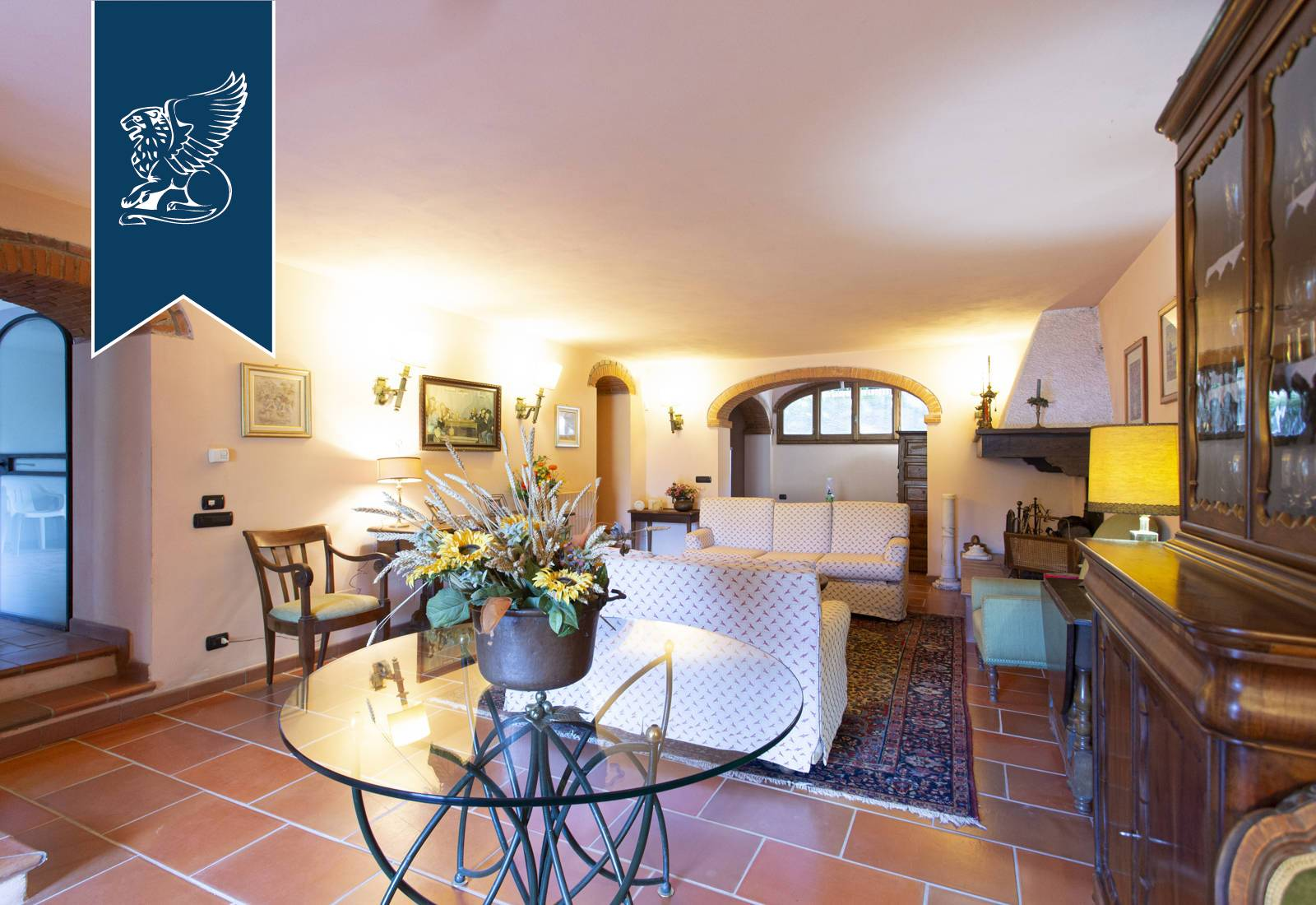 Villa in Vendita a Terranuova Bracciolini: 0 locali, 480 mq - Foto 5