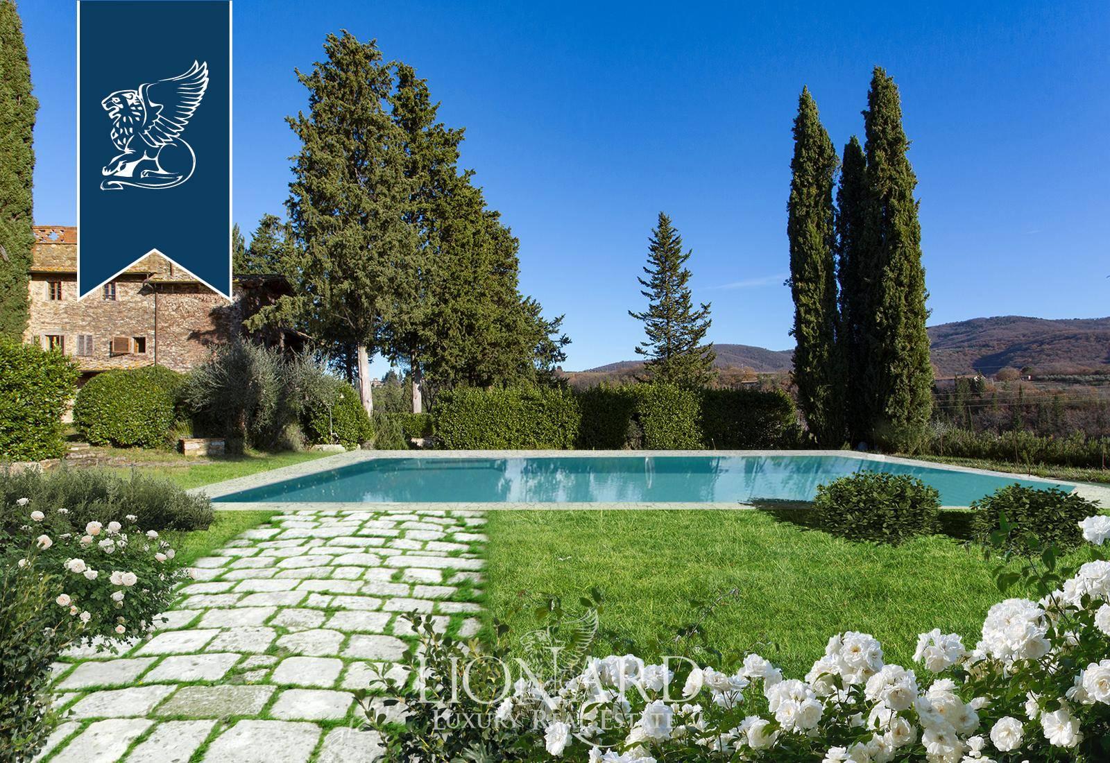 Villa in Vendita a Greve In Chianti: 0 locali, 1040 mq - Foto 2