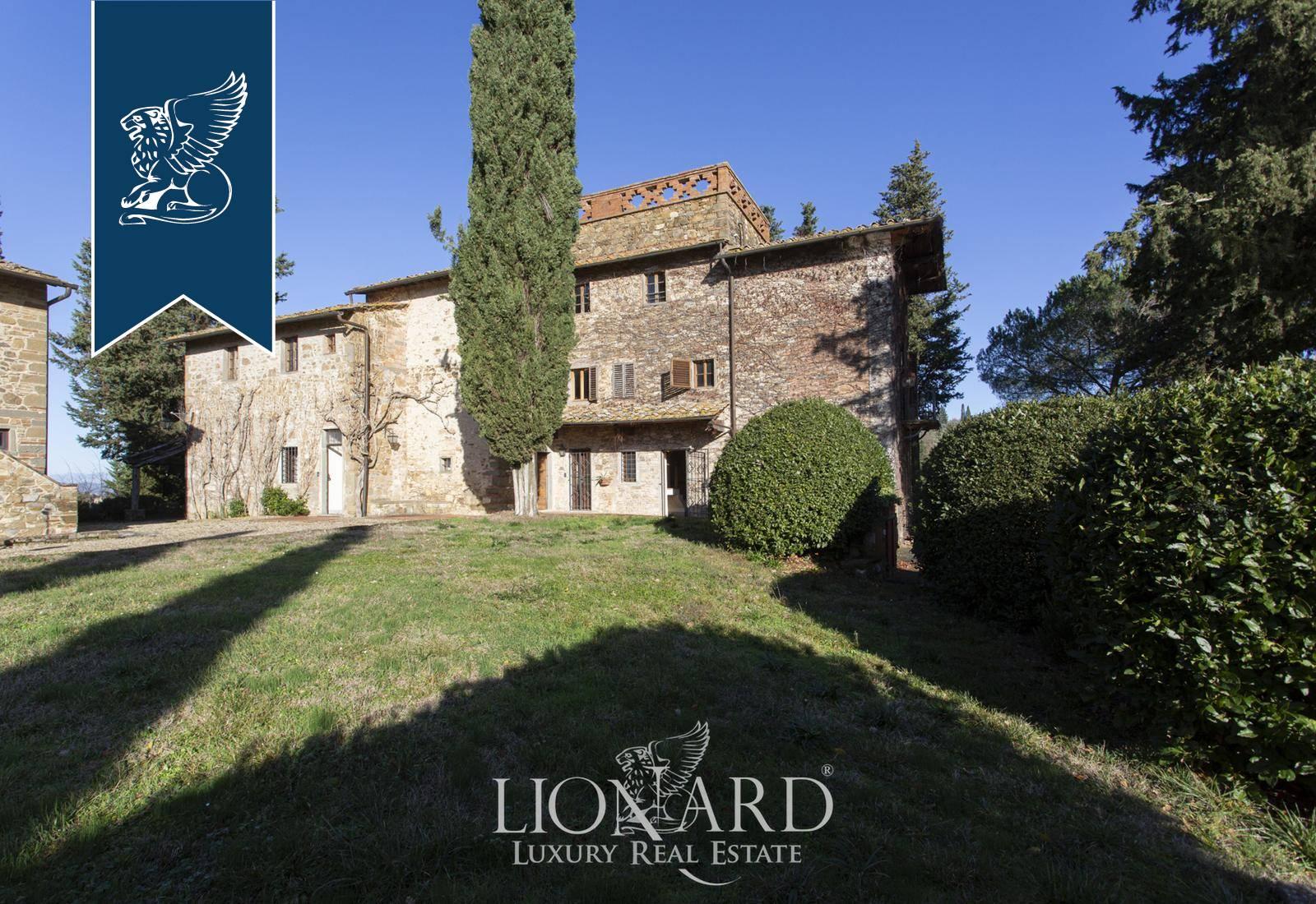 Villa in Vendita a Greve In Chianti: 0 locali, 1040 mq - Foto 5