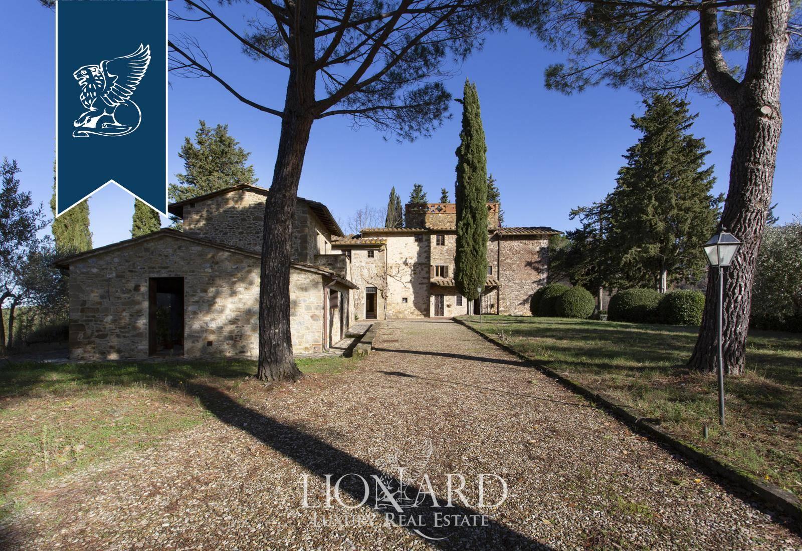 Villa in Vendita a Greve In Chianti: 0 locali, 1040 mq - Foto 7