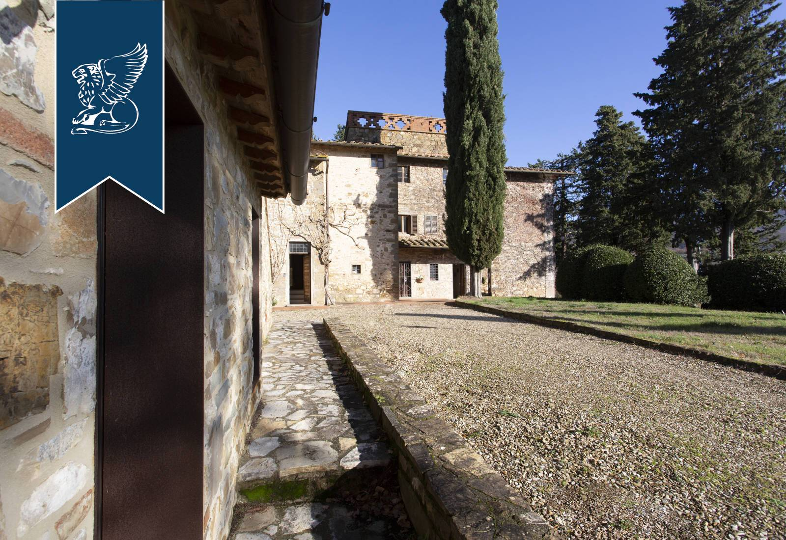 Villa in Vendita a Greve In Chianti: 0 locali, 1040 mq - Foto 8
