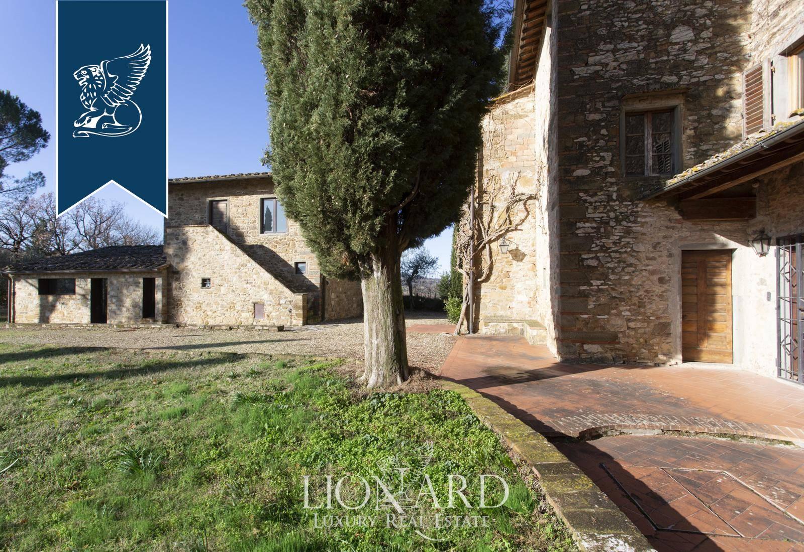 Villa in Vendita a Greve In Chianti: 0 locali, 1040 mq - Foto 9
