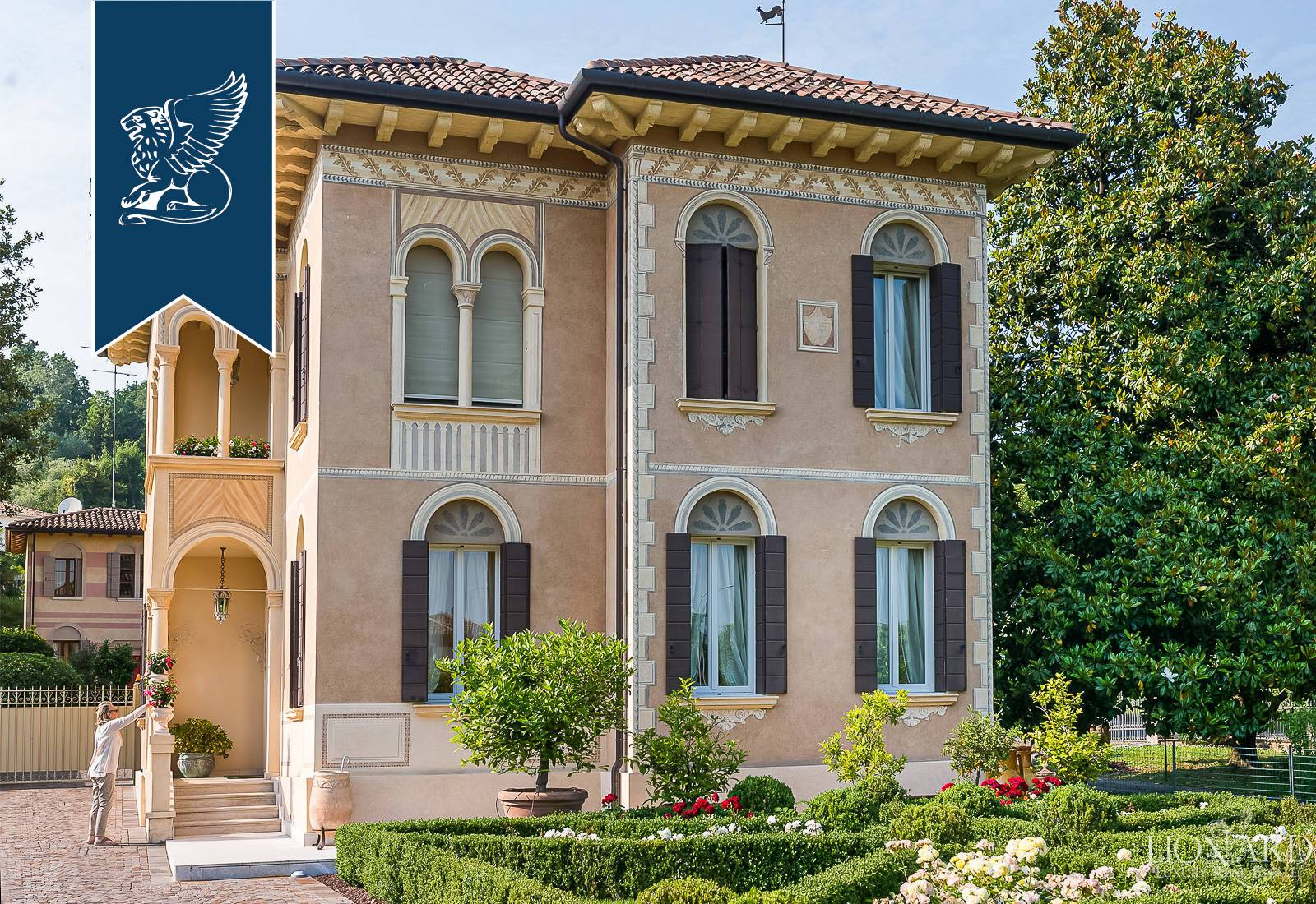 Villa in Vendita a Conegliano: 0 locali, 500 mq - Foto 2