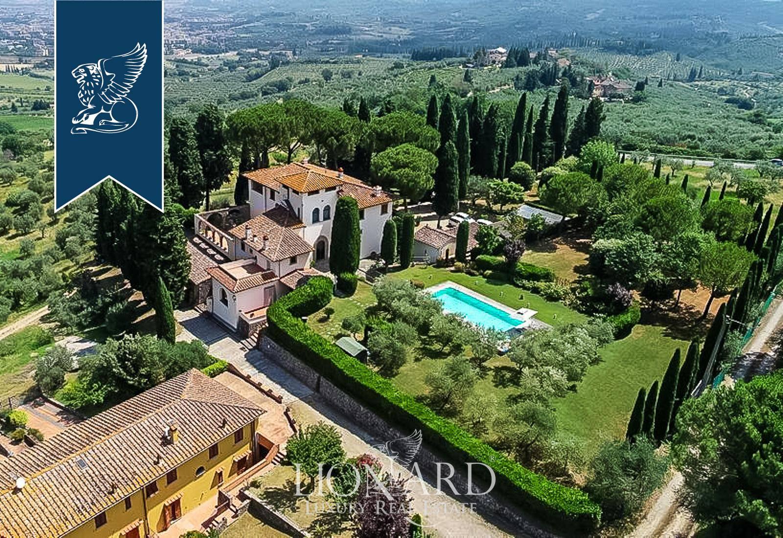 Villa in Vendita a Scandicci: 1500 mq