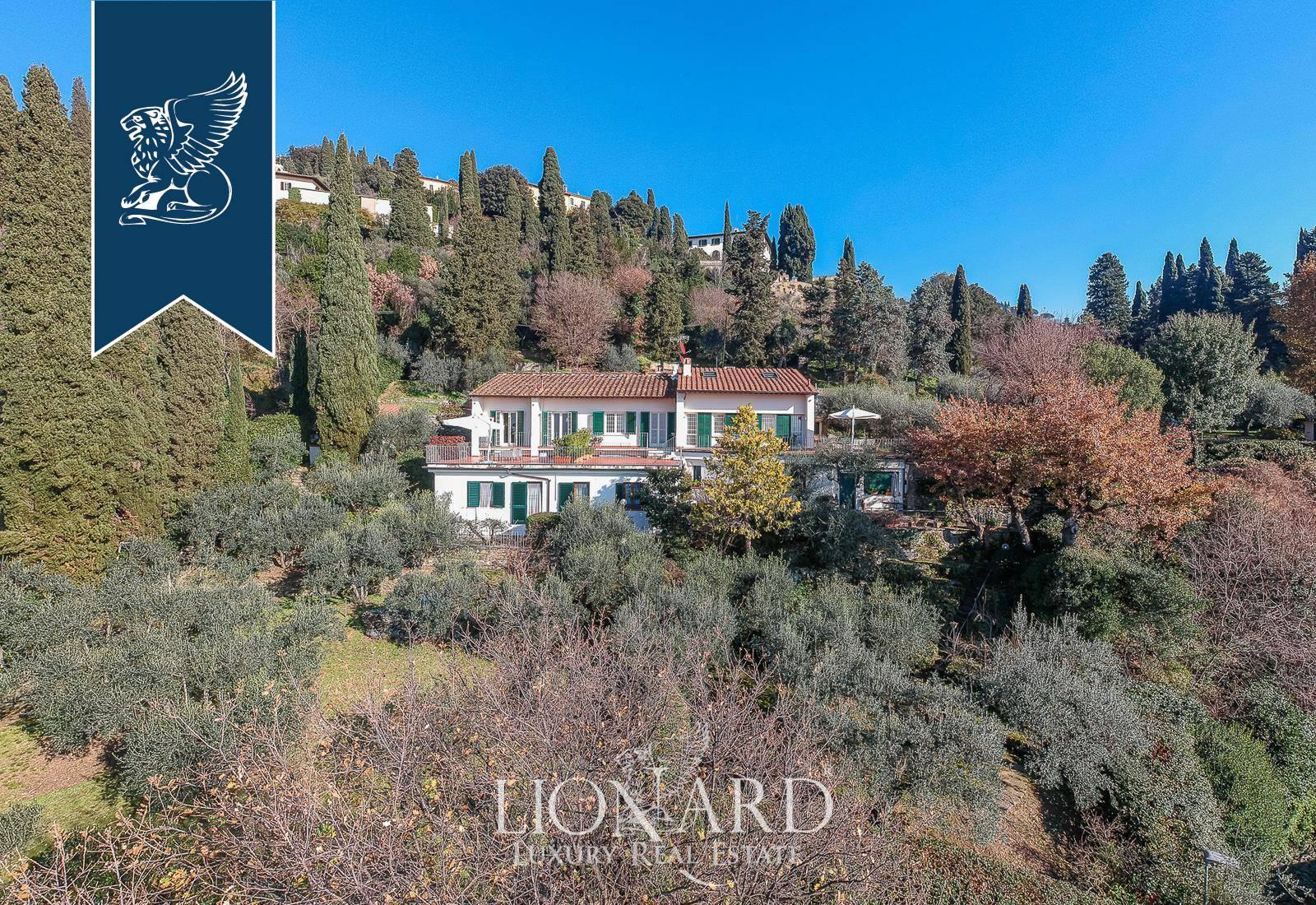 Villa in Vendita a Fiesole: 0 locali, 584 mq - Foto 2
