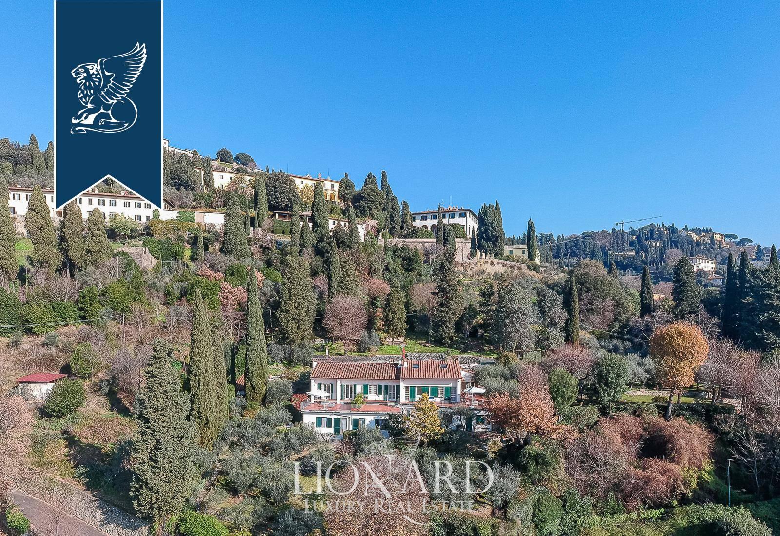 Villa in Vendita a Fiesole: 0 locali, 584 mq - Foto 3