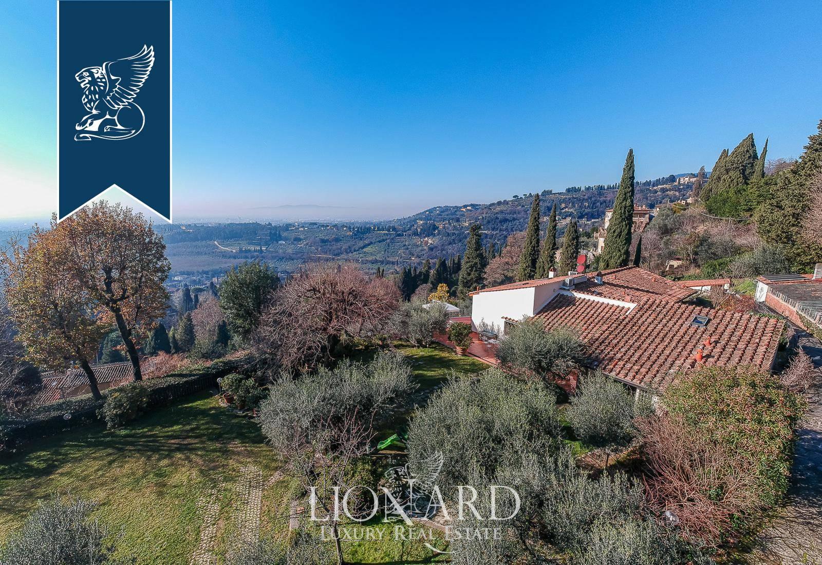 Villa in Vendita a Fiesole: 0 locali, 584 mq - Foto 5