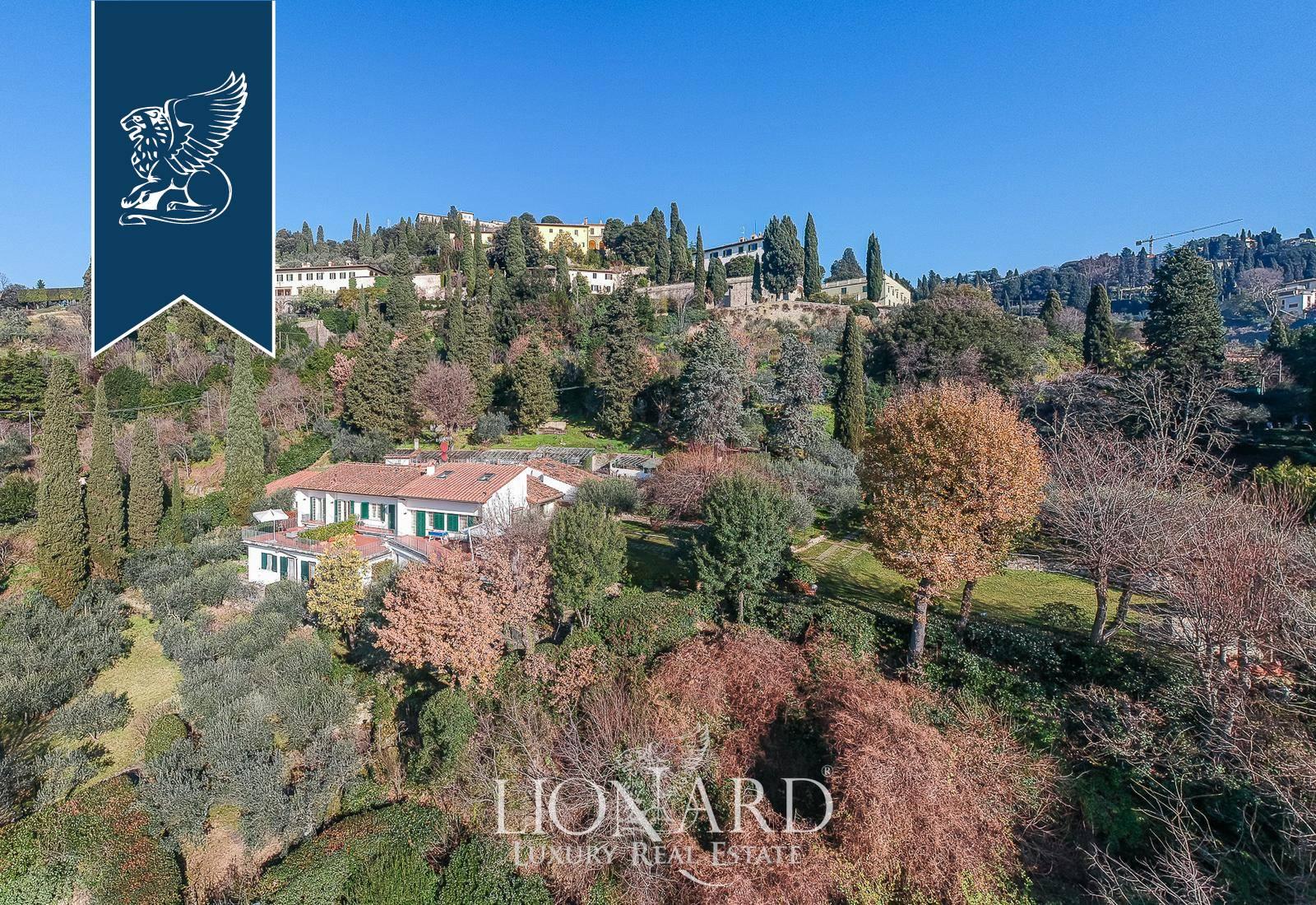 Villa in Vendita a Fiesole: 0 locali, 584 mq - Foto 4
