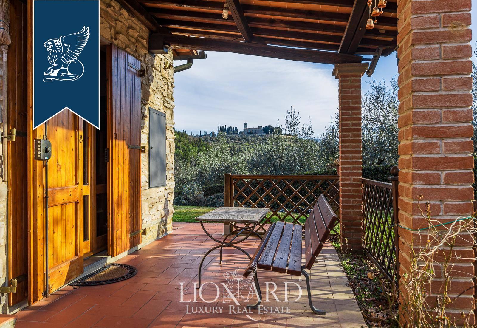 Villa in Vendita a Greve In Chianti: 0 locali, 220 mq - Foto 9