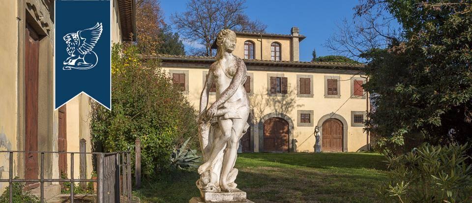Villa in Vendita a Castelfiorentino: 0 locali, 3000 mq - Foto 3