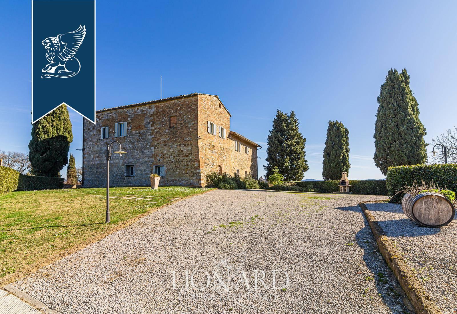 Agriturismo in Vendita a San Gimignano: 0 locali, 649 mq - Foto 3