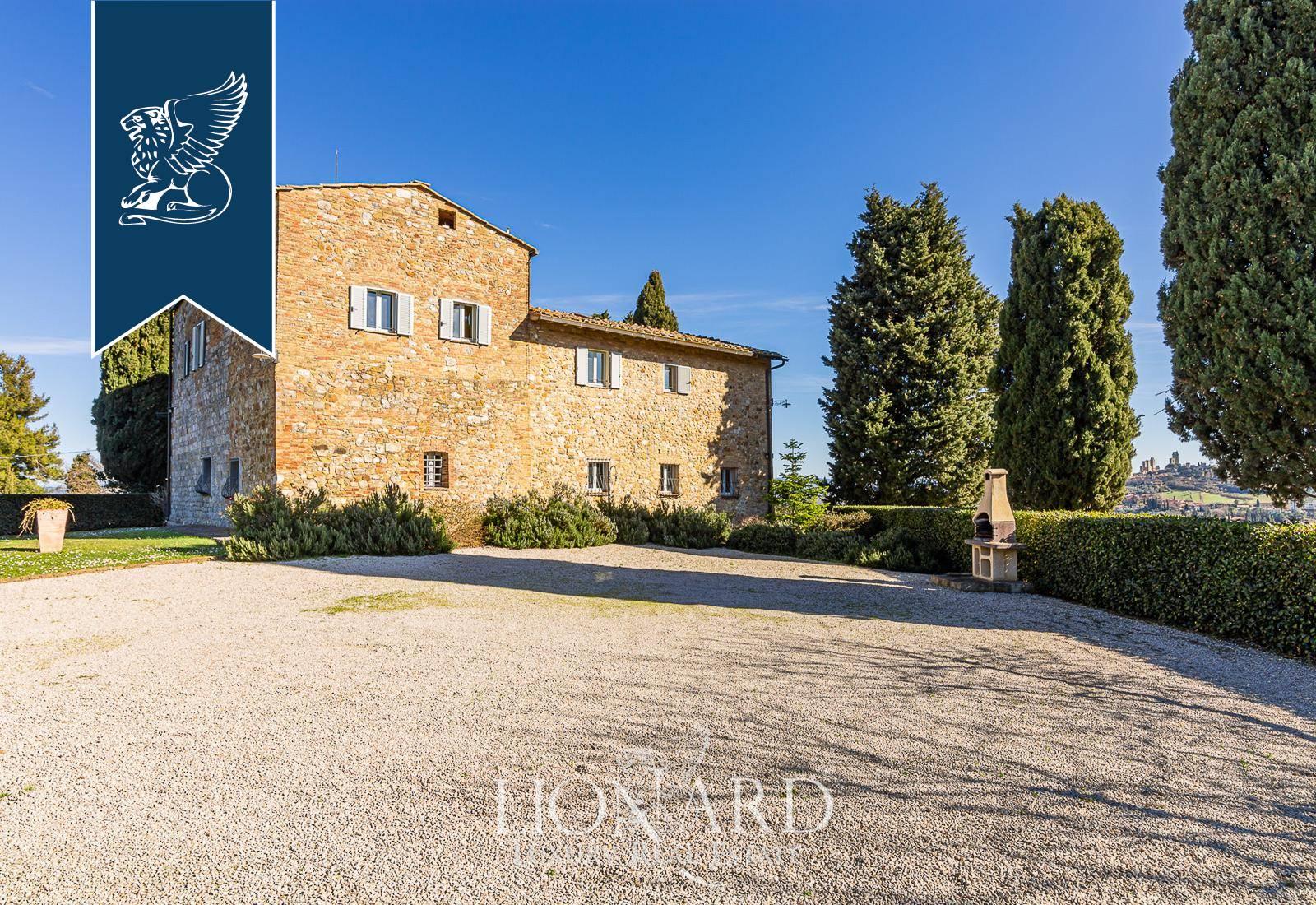 Agriturismo in Vendita a San Gimignano: 0 locali, 649 mq - Foto 4