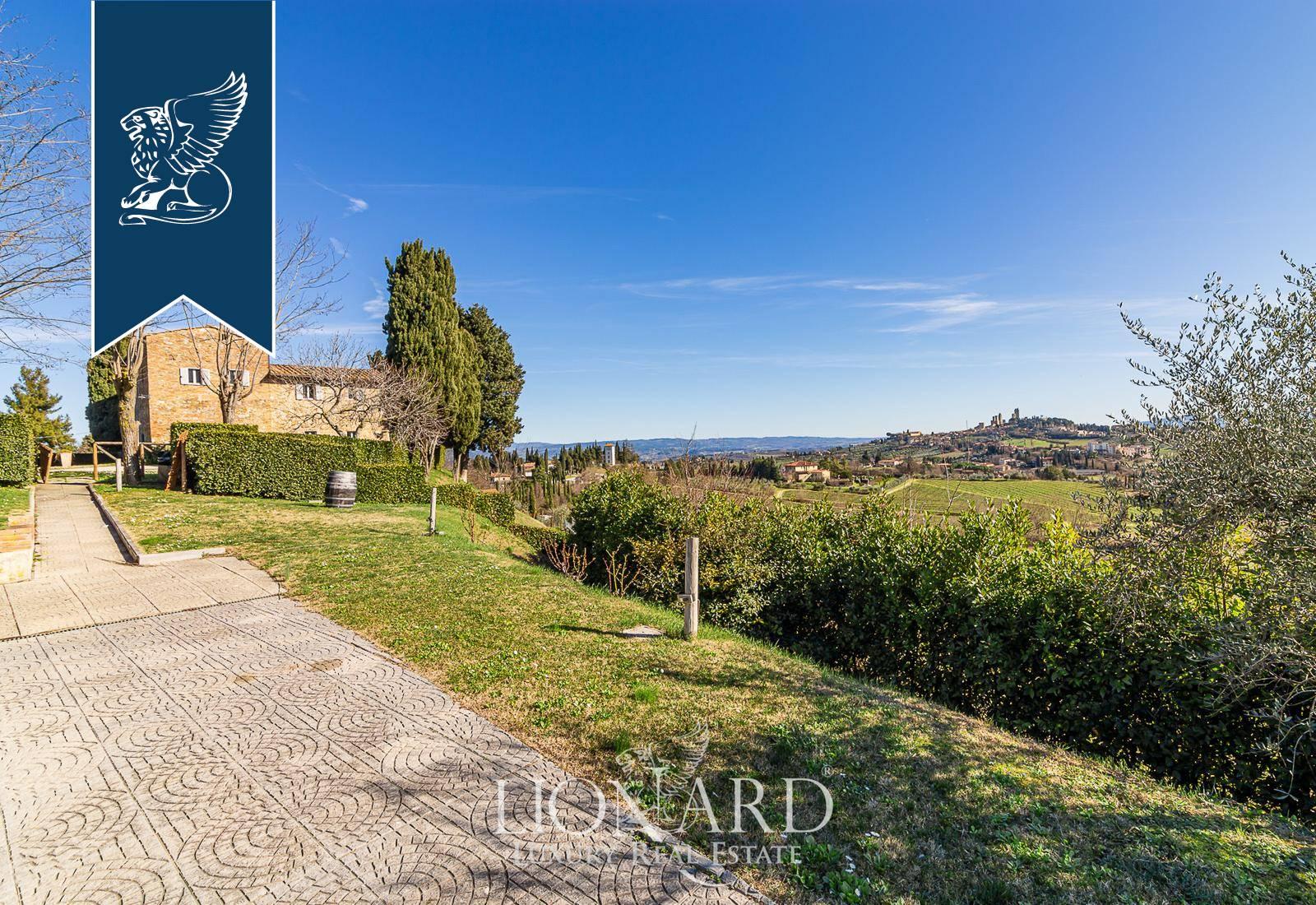 Agriturismo in Vendita a San Gimignano: 0 locali, 649 mq - Foto 7