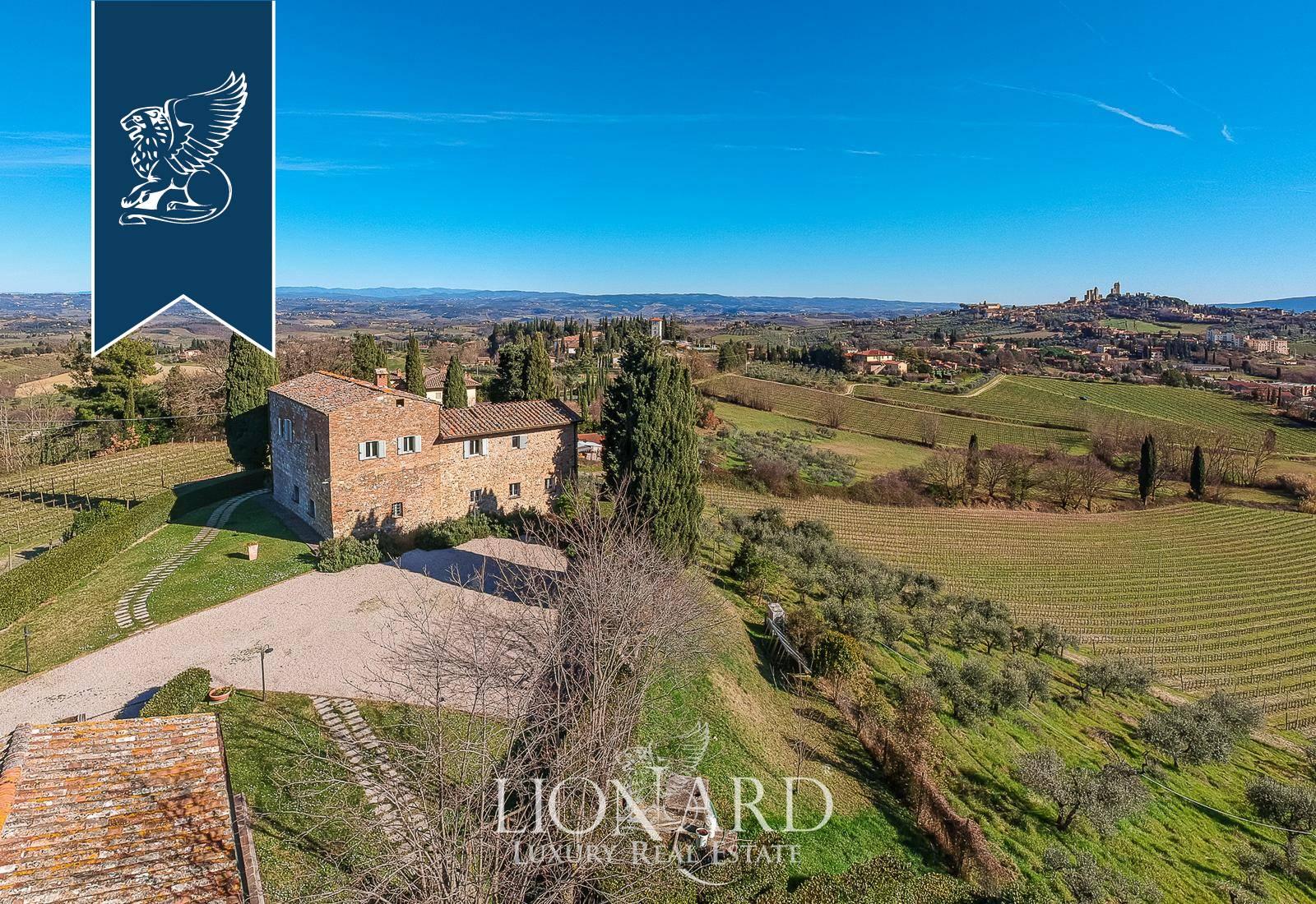 Agriturismo in Vendita a San Gimignano