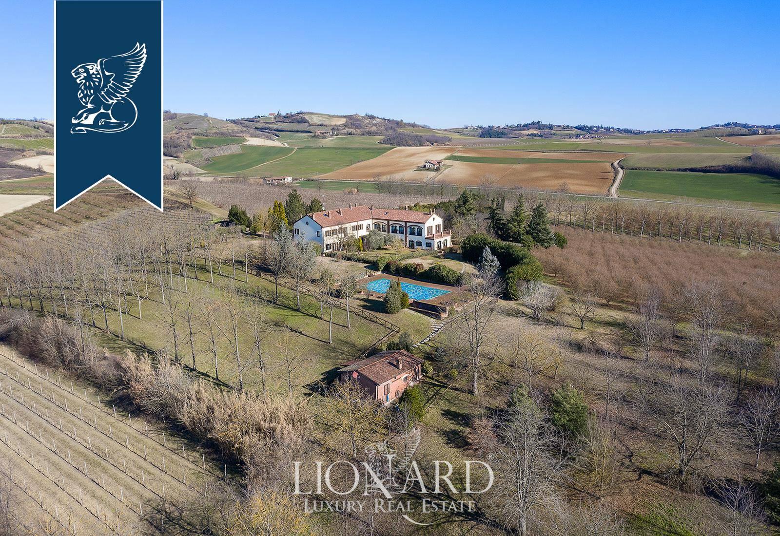 Villa in Vendita a Lu e Cuccaro Monferrato: 0 locali, 1874 mq - Foto 2