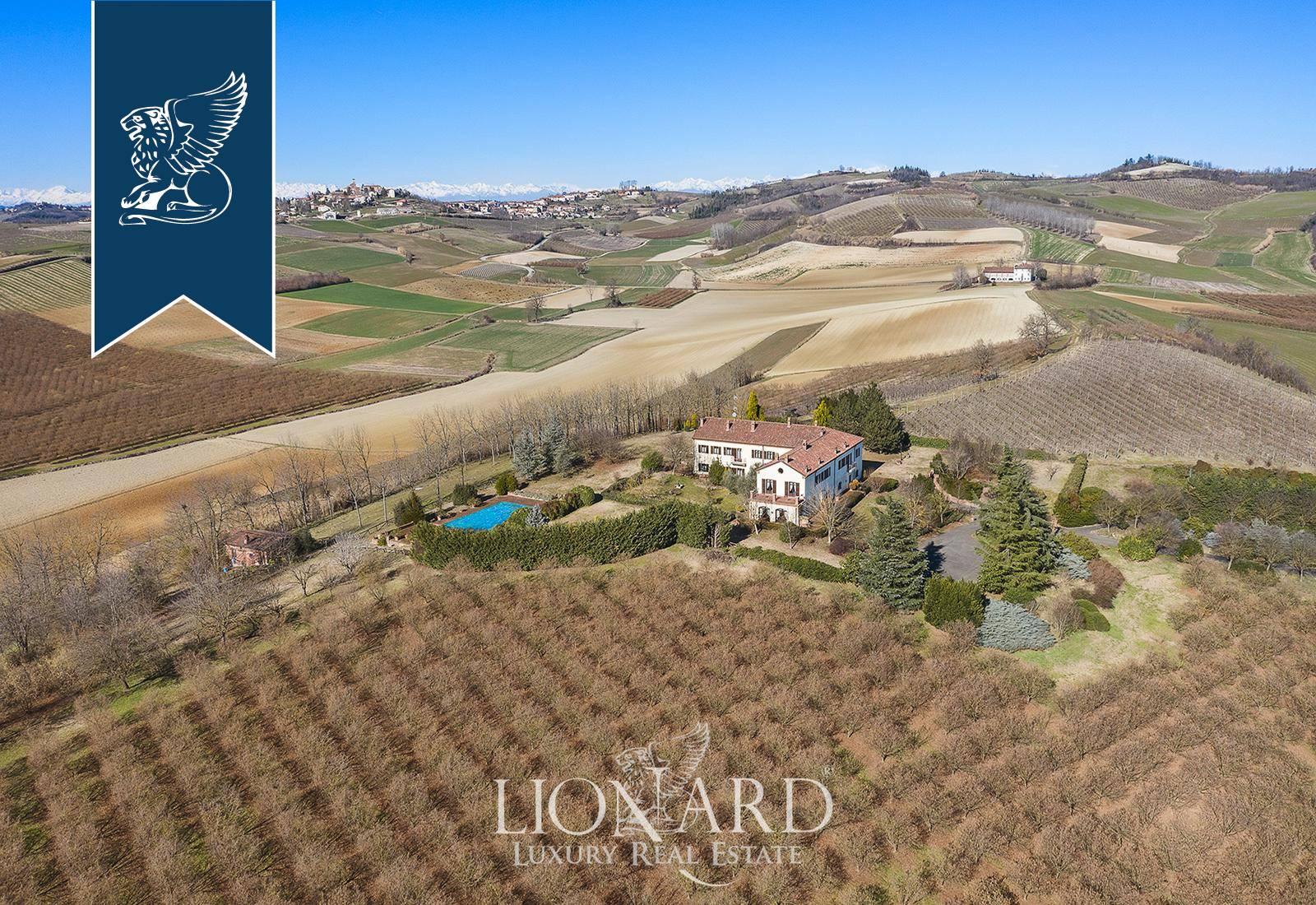 Villa in Vendita a Lu e Cuccaro Monferrato: 0 locali, 1874 mq - Foto 3