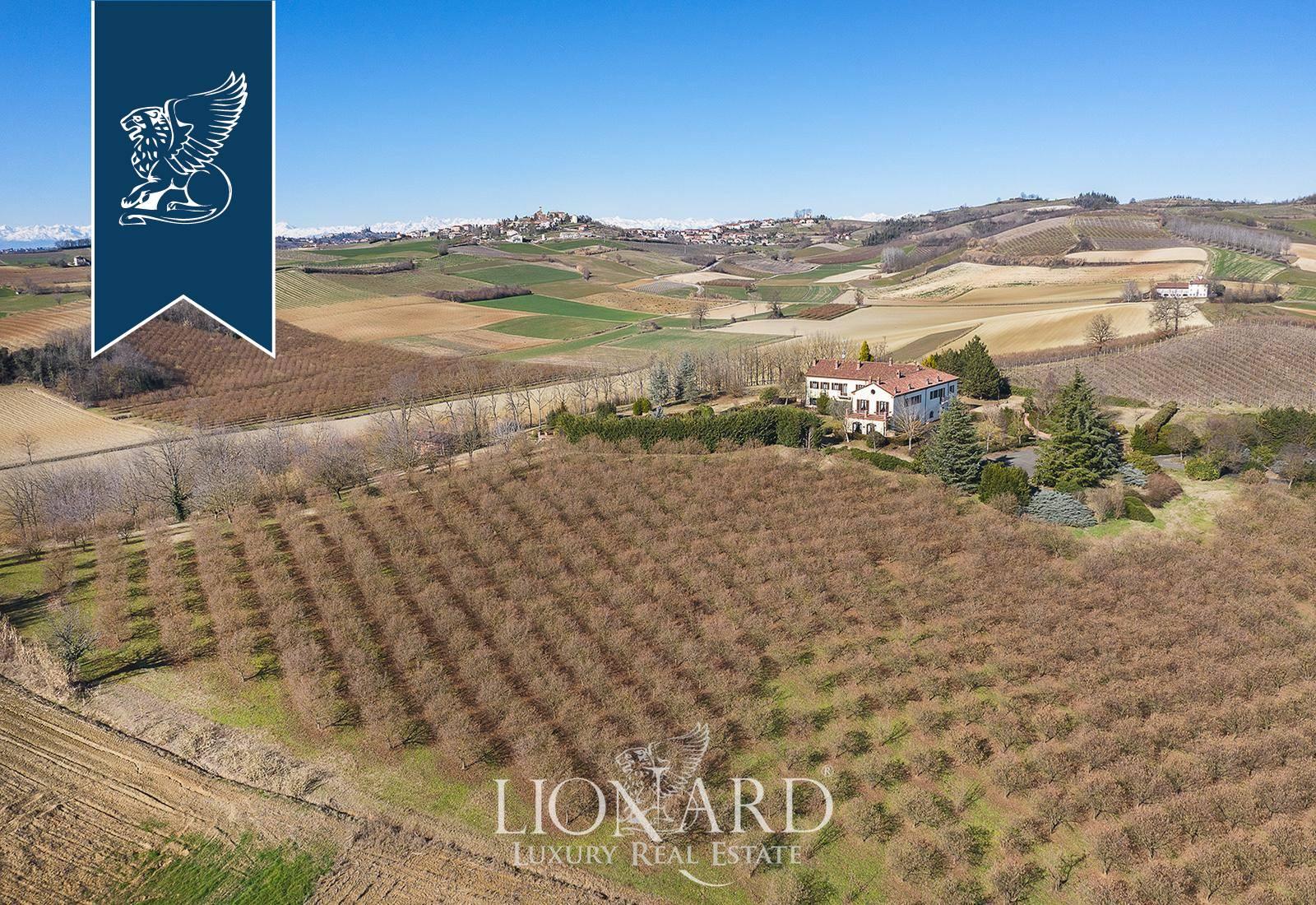 Villa in Vendita a Lu e Cuccaro Monferrato: 0 locali, 1874 mq - Foto 4