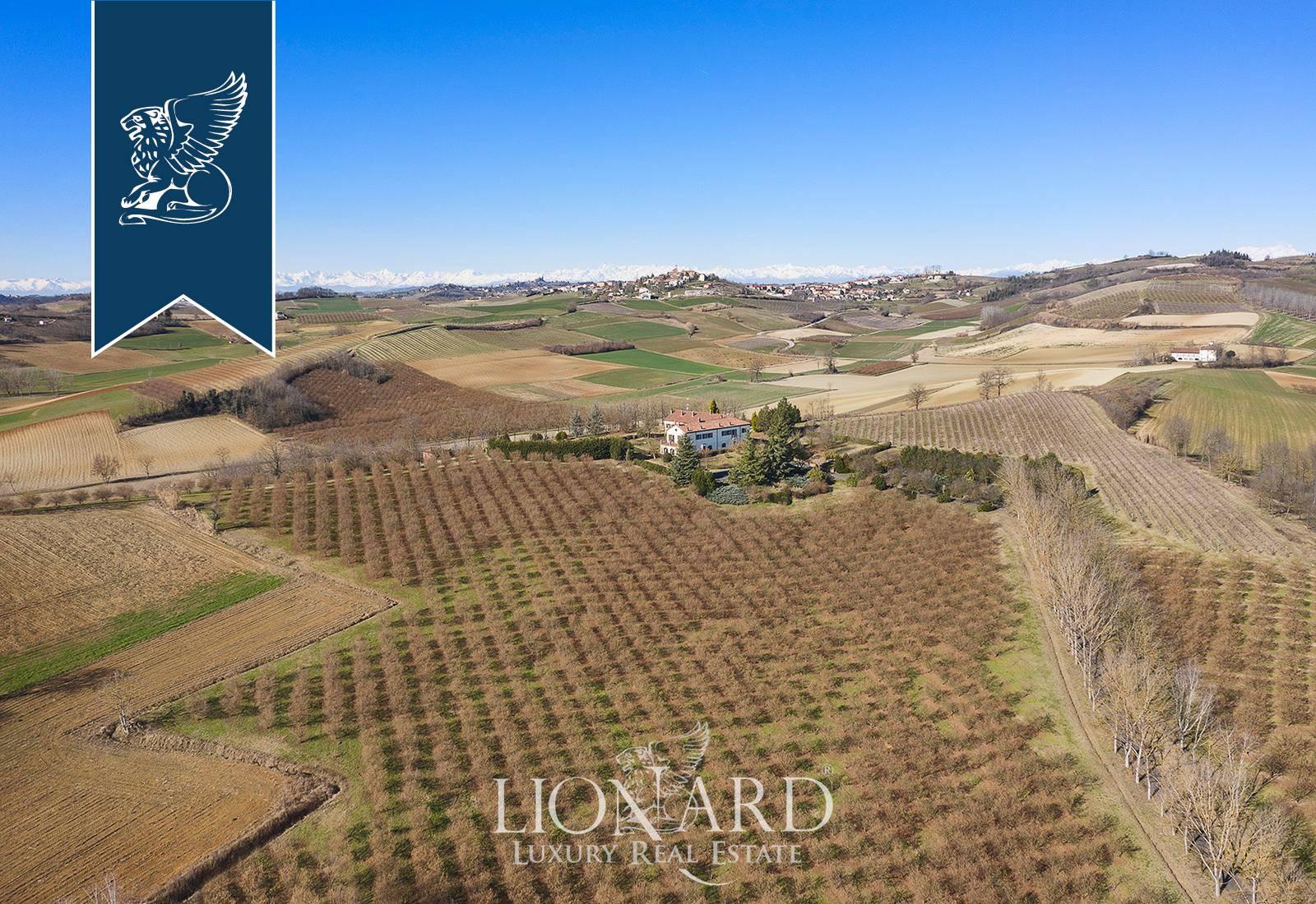 Villa in Vendita a Lu e Cuccaro Monferrato: 0 locali, 1874 mq - Foto 6