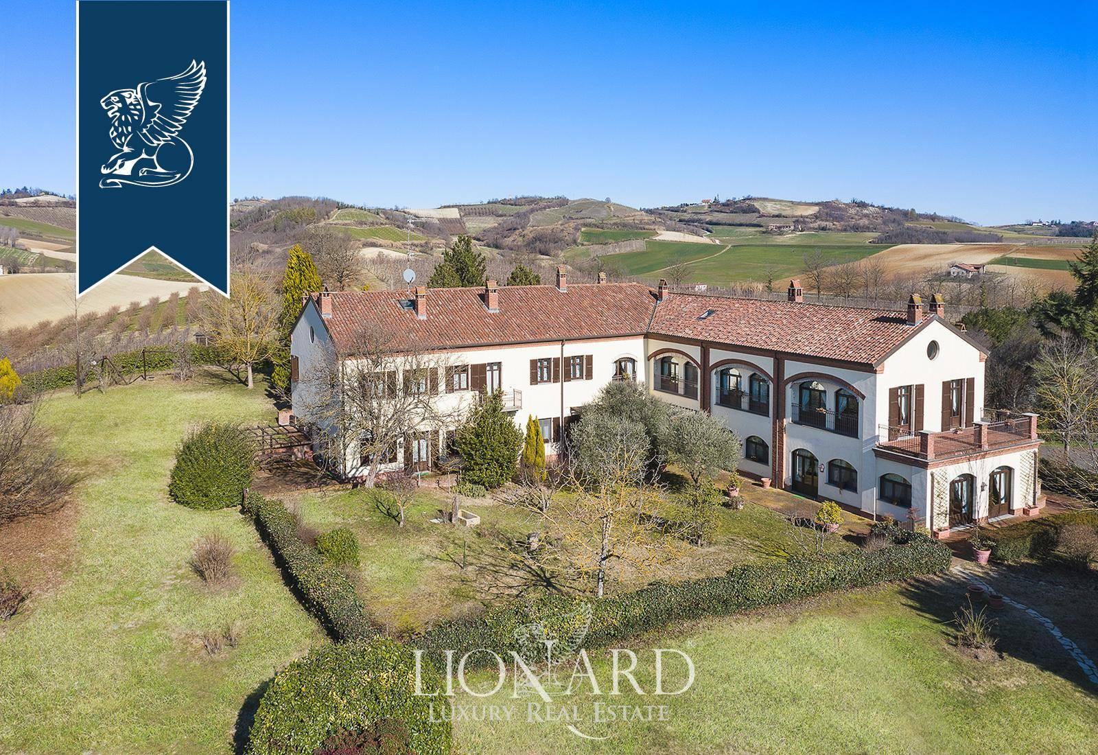Villa in Vendita a Lu e Cuccaro Monferrato: 0 locali, 1874 mq - Foto 8