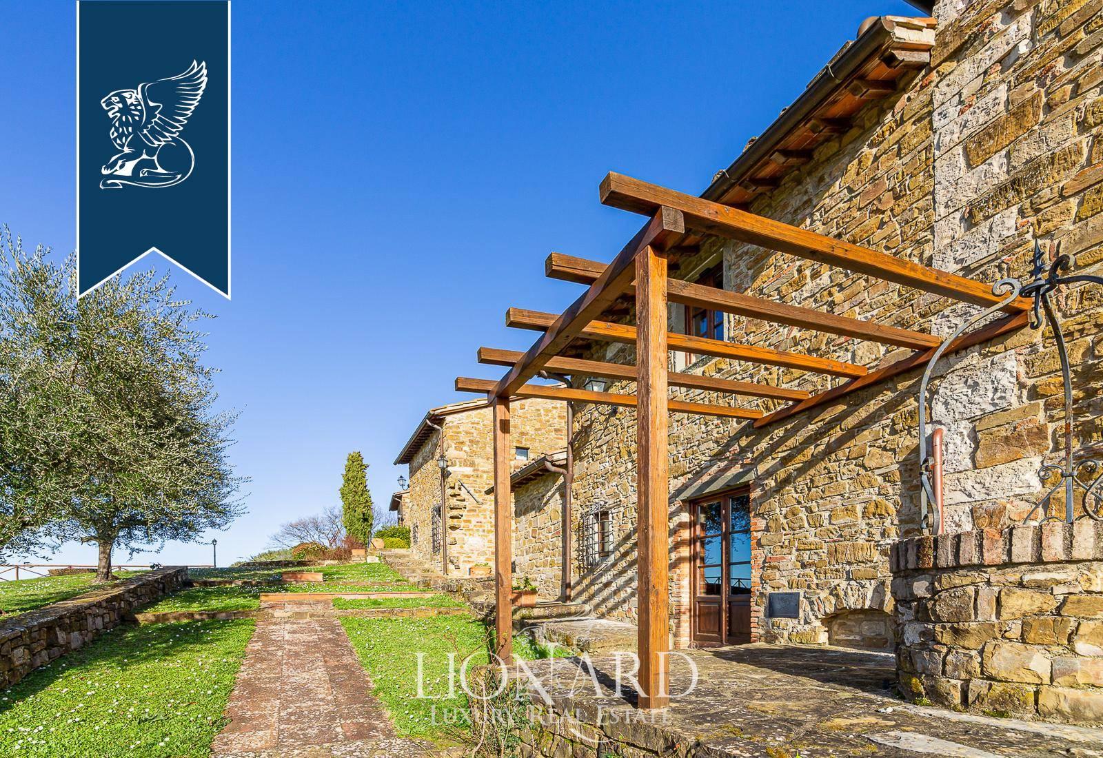Villa in Vendita a Greve In Chianti: 0 locali, 400 mq - Foto 6