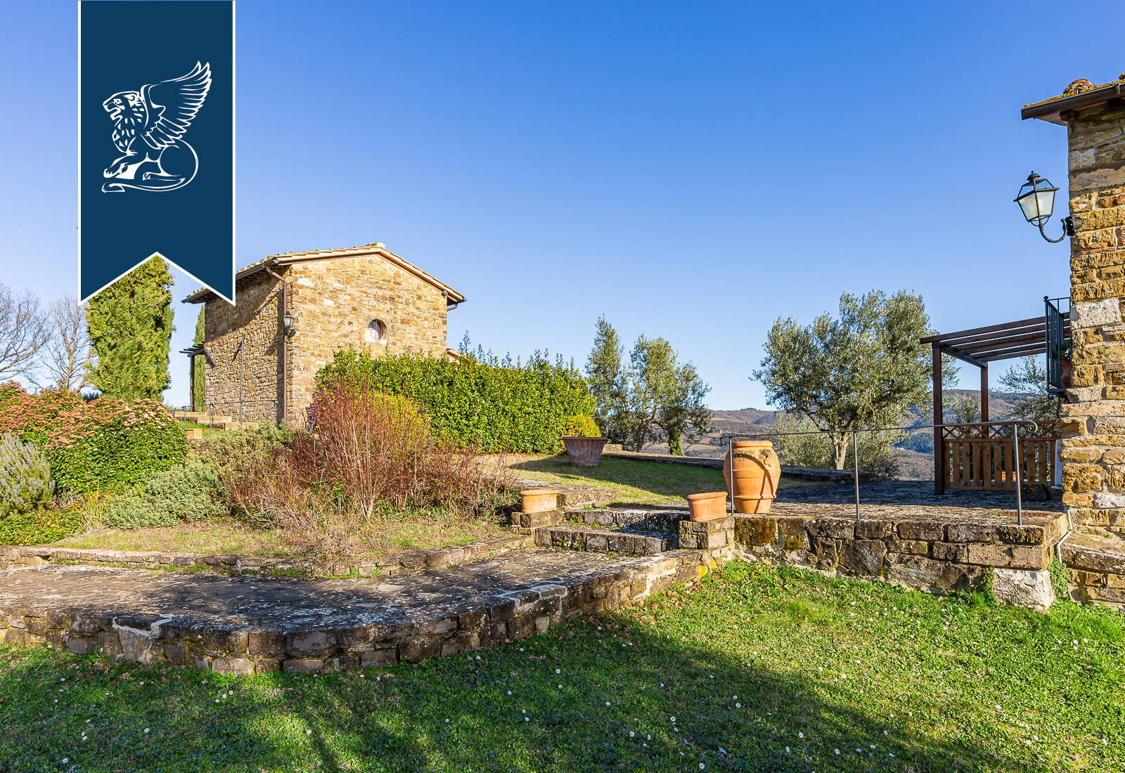 Villa in Vendita a Greve In Chianti: 0 locali, 400 mq - Foto 9