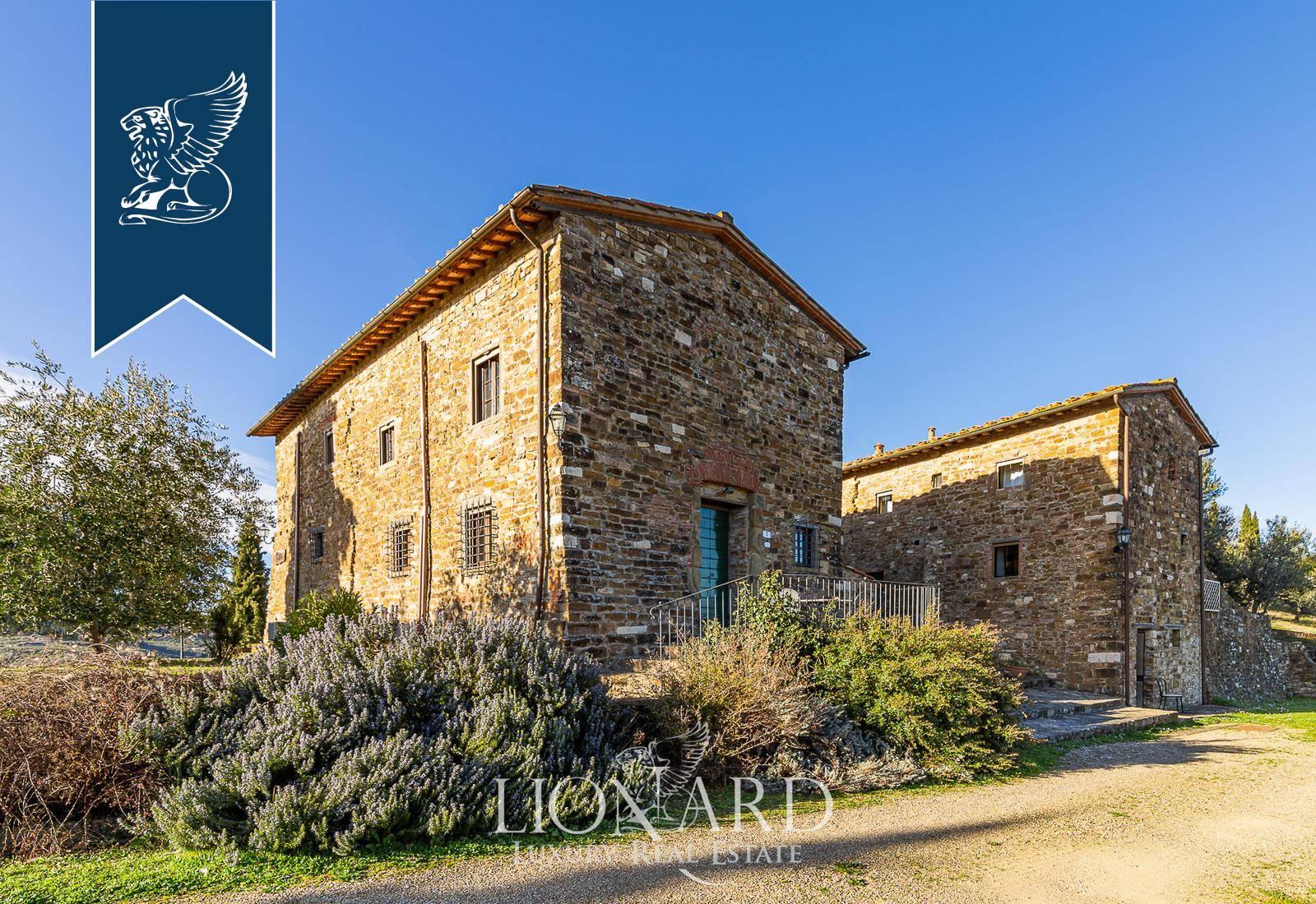 Villa in Vendita a Greve In Chianti: 0 locali, 400 mq - Foto 2