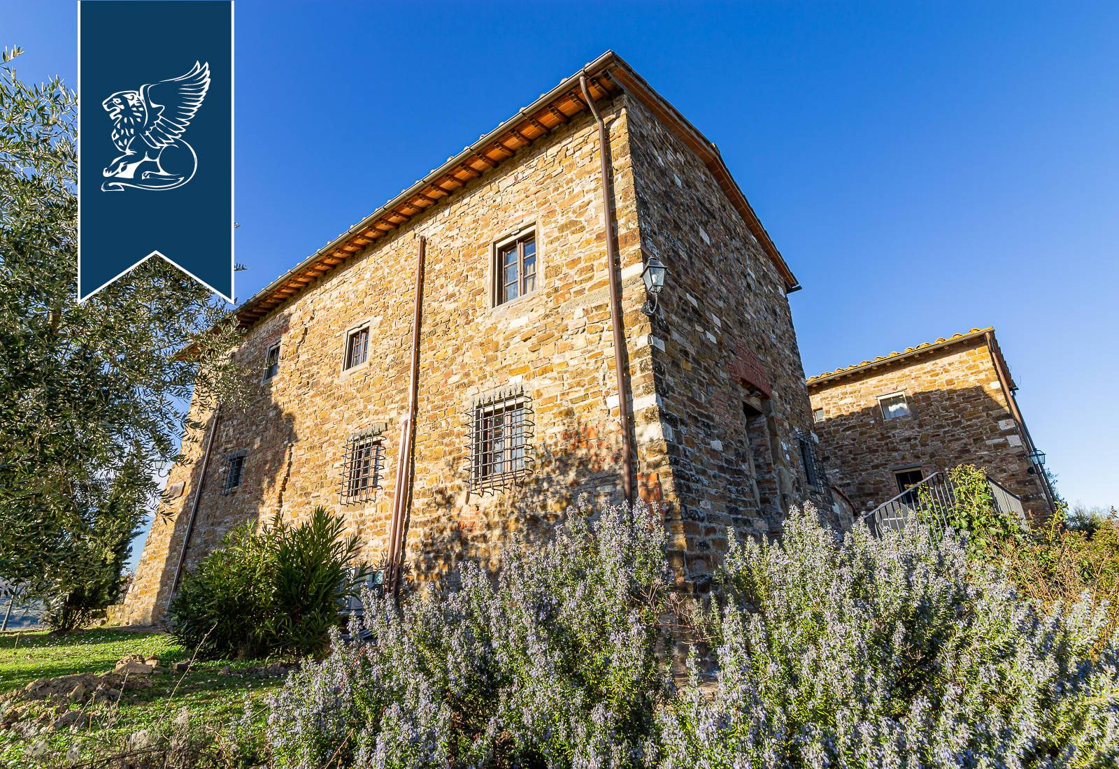 Villa in Vendita a Greve In Chianti: 0 locali, 400 mq - Foto 4