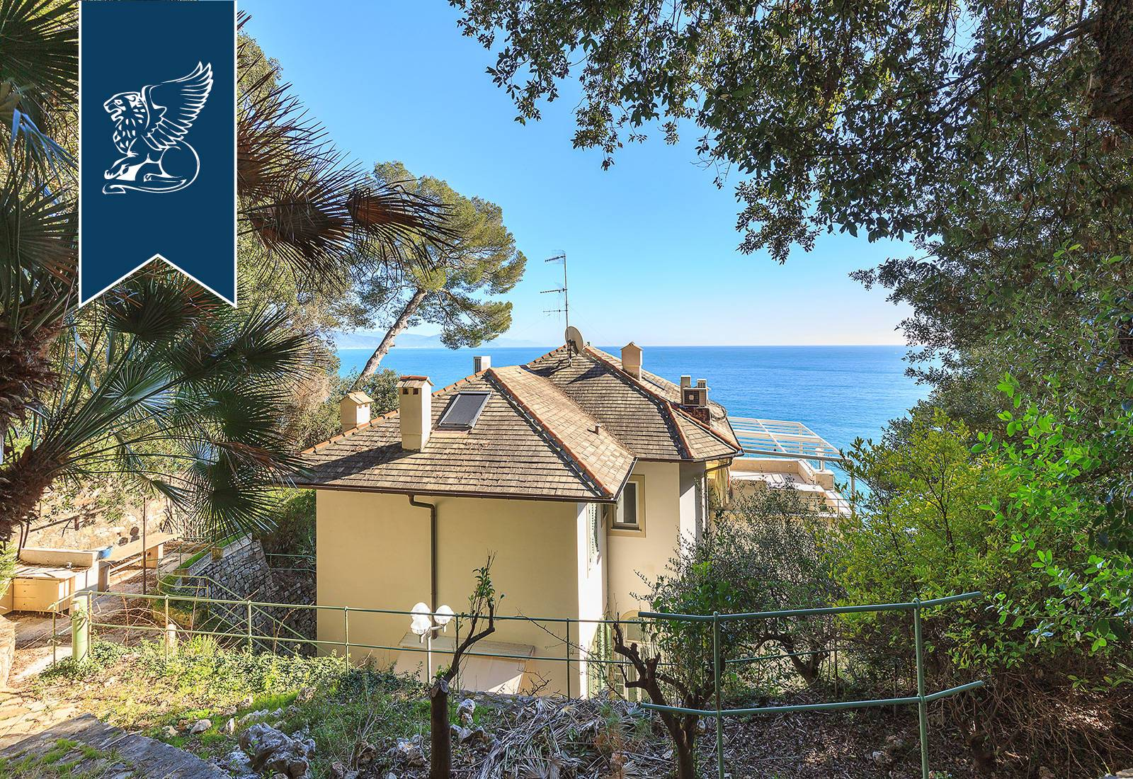 Villa in Vendita a Santa Margherita Ligure: 0 locali, 607 mq - Foto 9
