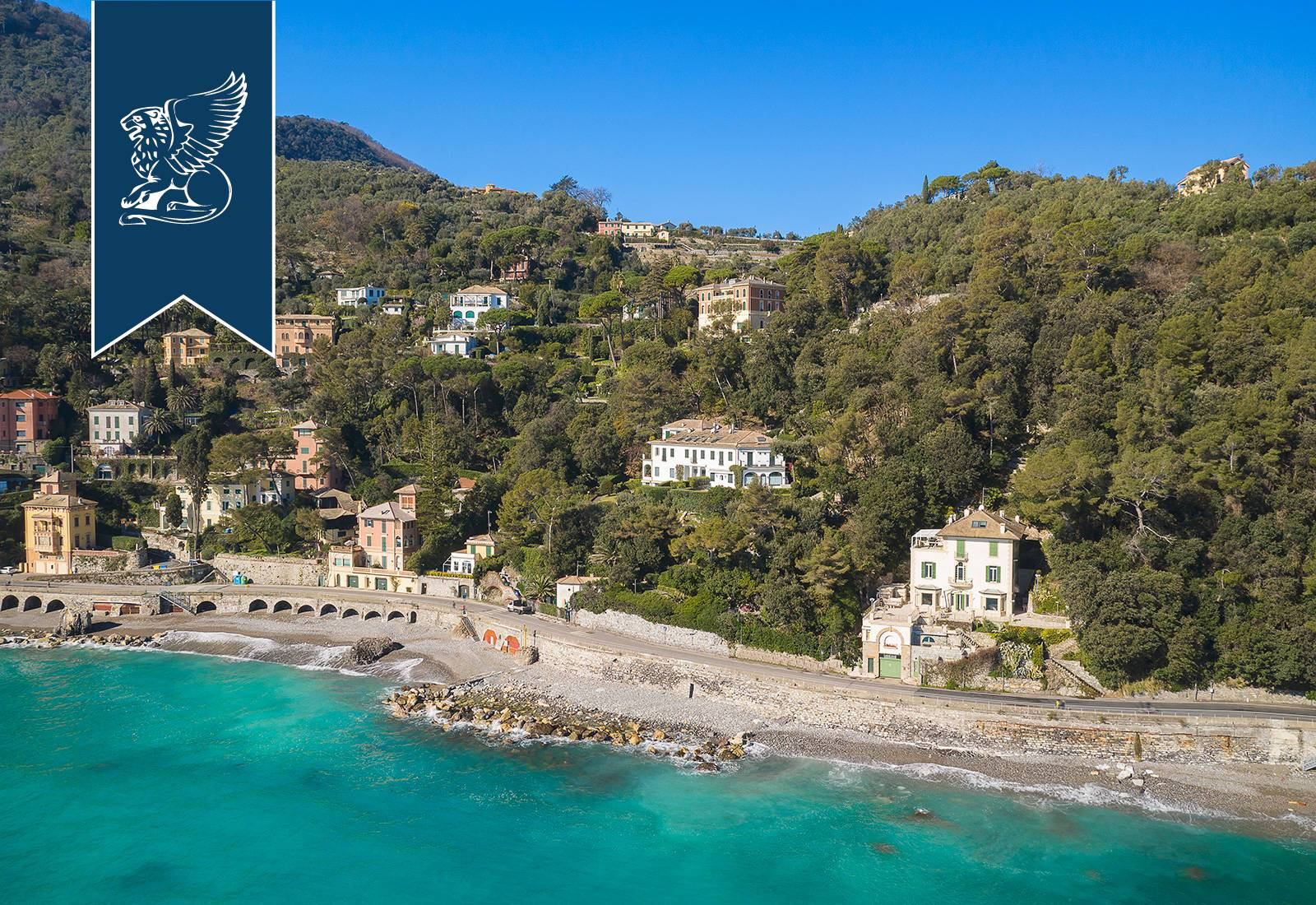 Villa in Vendita a Santa Margherita Ligure: 0 locali, 607 mq - Foto 3
