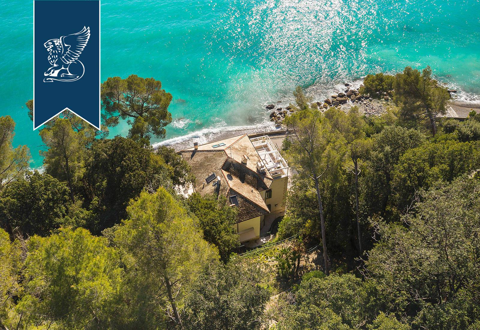 Villa in Vendita a Santa Margherita Ligure: 0 locali, 607 mq - Foto 8