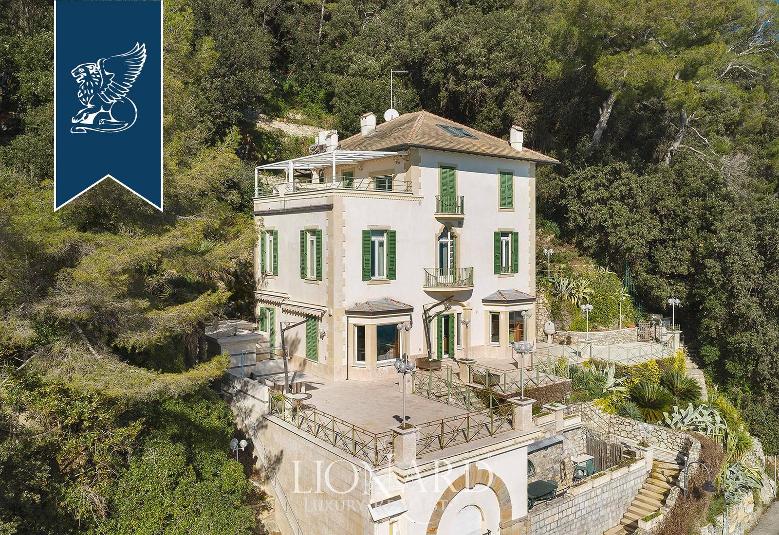 Villa in Vendita a Santa Margherita Ligure: 0 locali, 607 mq - Foto 7