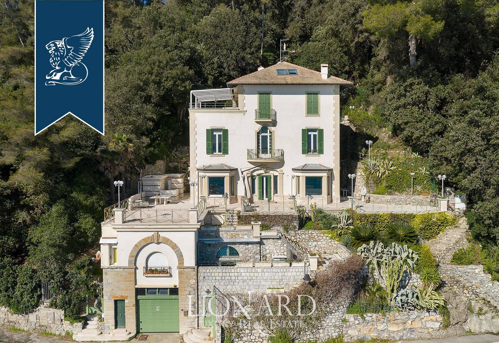 Villa in Vendita a Santa Margherita Ligure: 0 locali, 607 mq - Foto 6