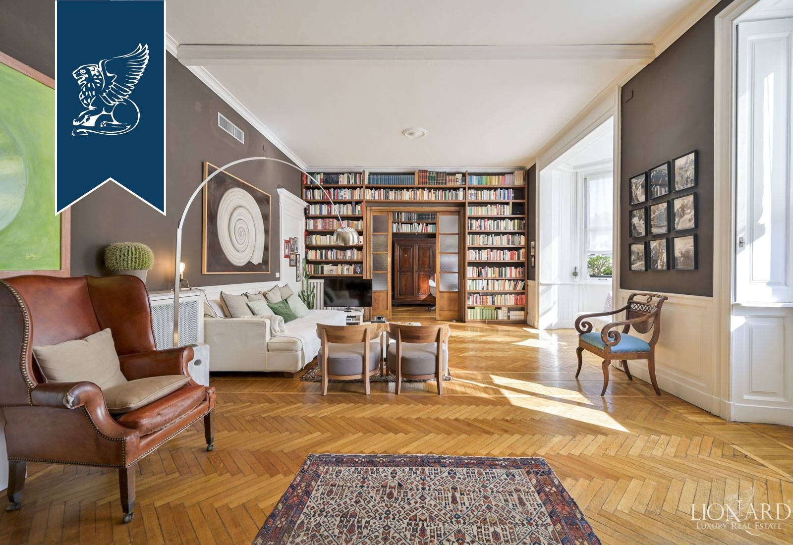 Appartamento in Vendita a Milano: 354 mq