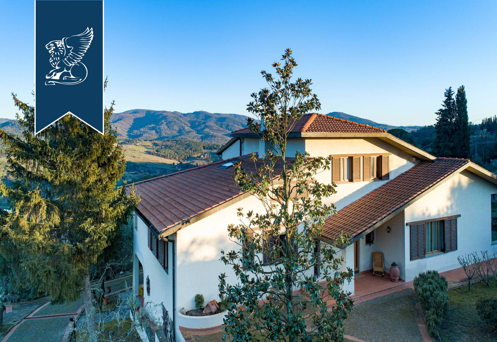 Villa in Vendita a Greve In Chianti: 0 locali, 680 mq - Foto 3