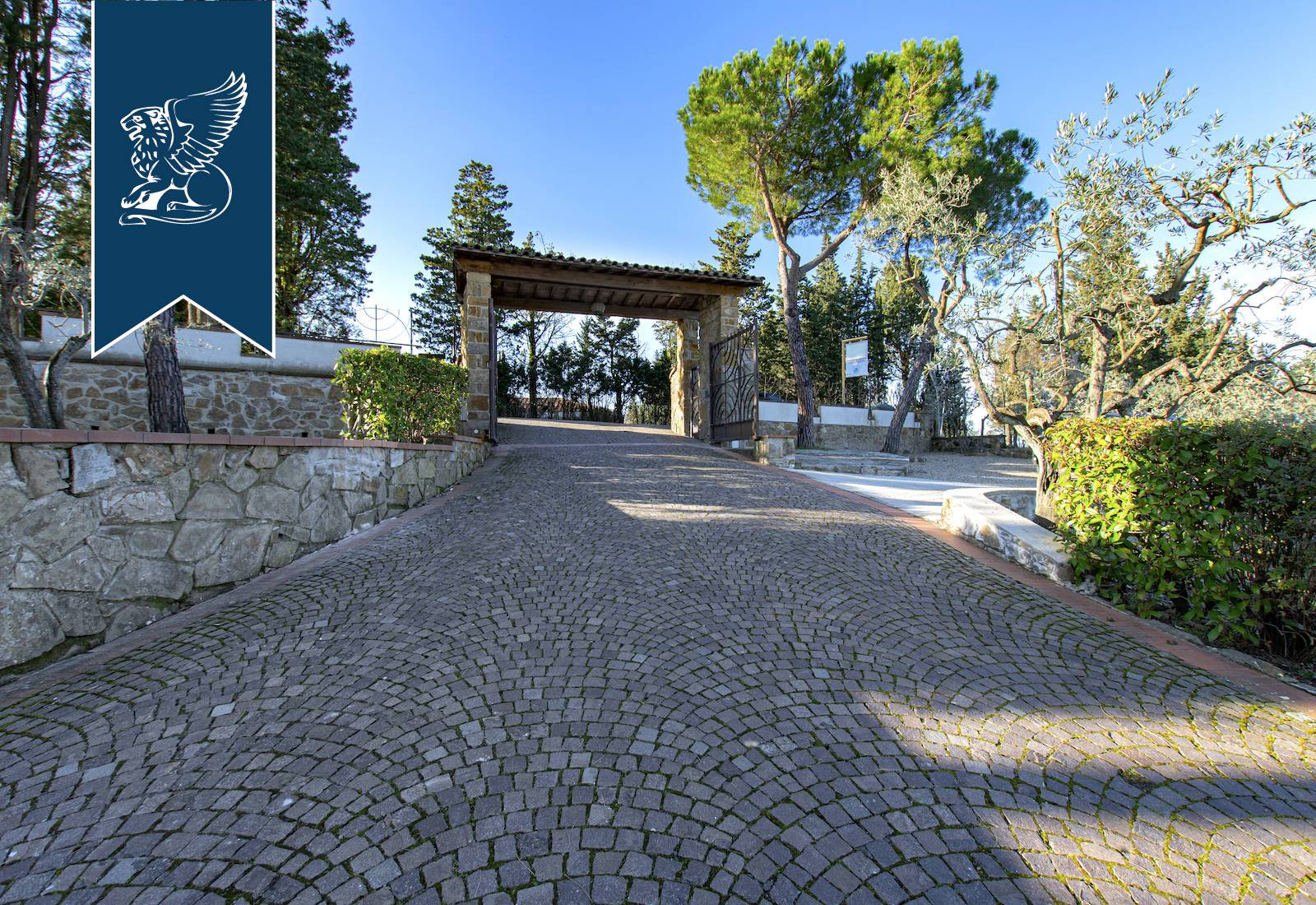 Villa in Vendita a Greve In Chianti: 0 locali, 680 mq - Foto 9
